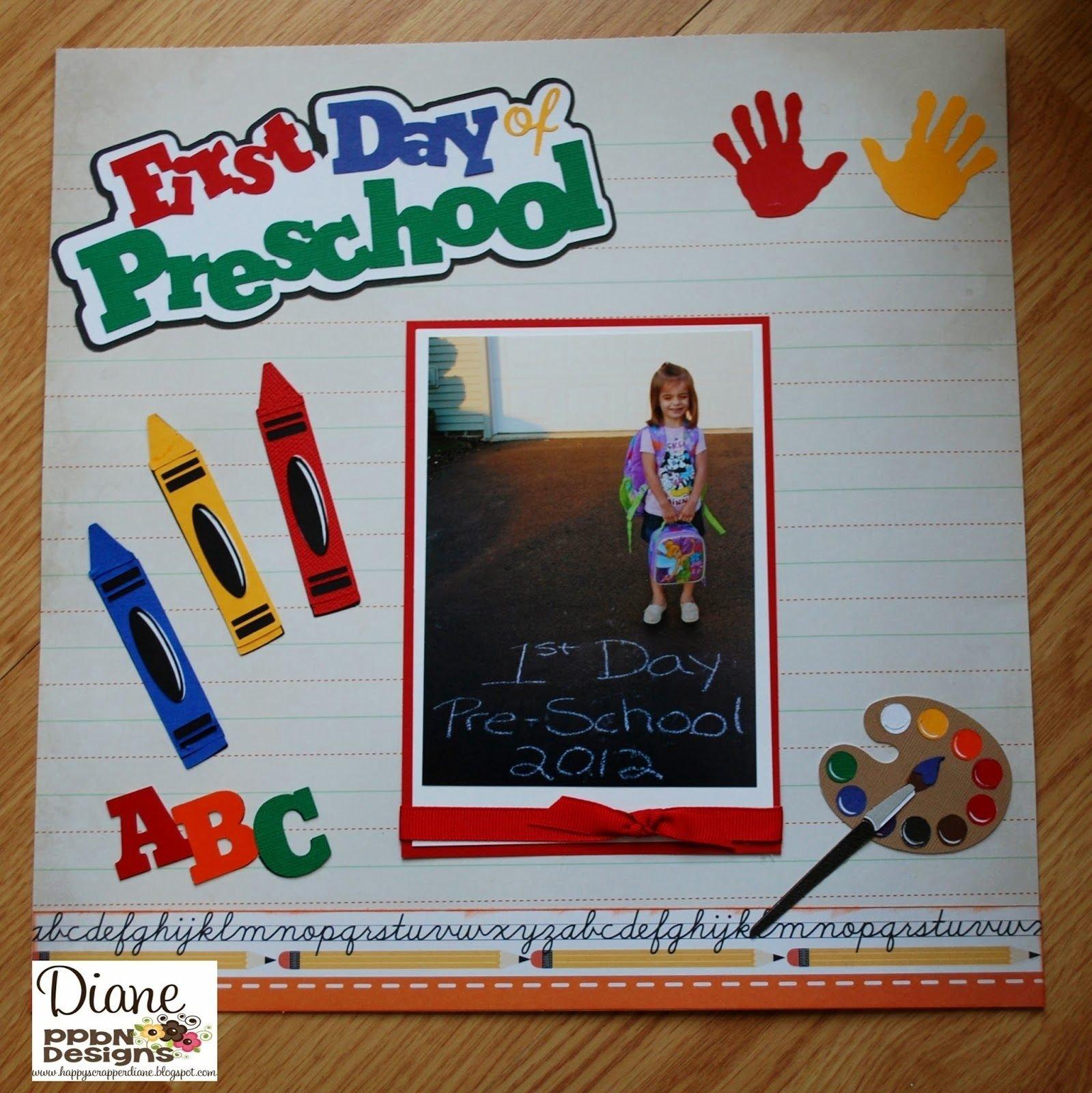 10 Fabulous First Day Of Preschool Ideas pinterest preschool ideas math worksheet ppbn designs blog first
