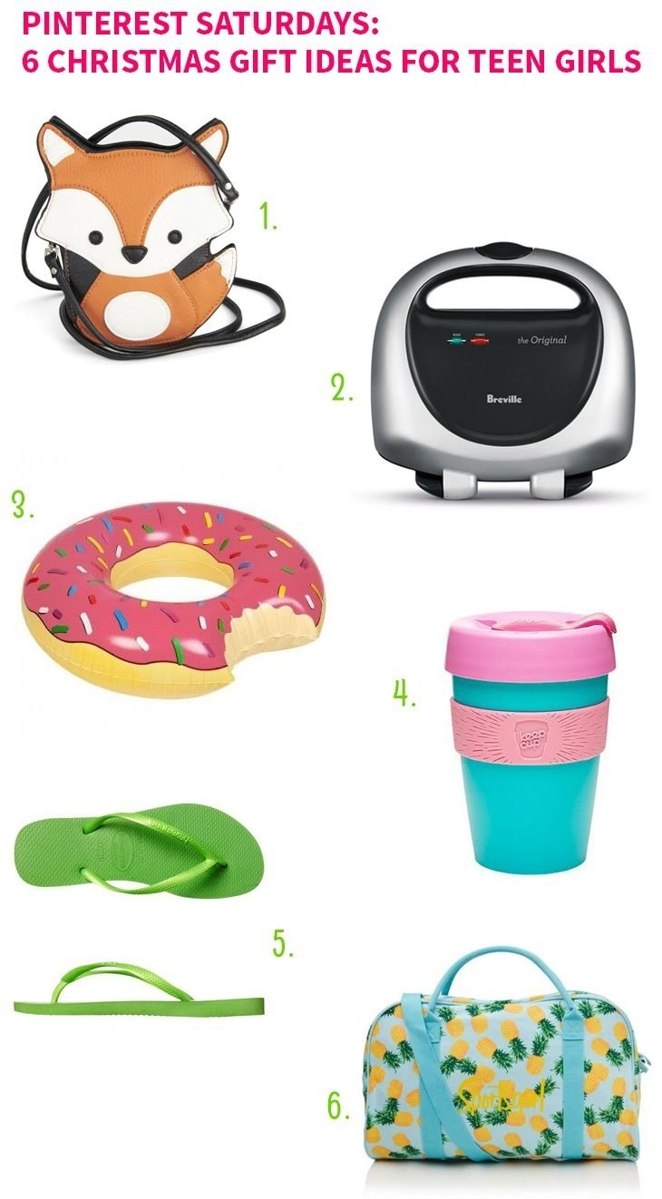 10 Perfect Christmas List Ideas For Teenage Girls pinterest saturdays 6 christmas gift ideas for teen girls on style 2020