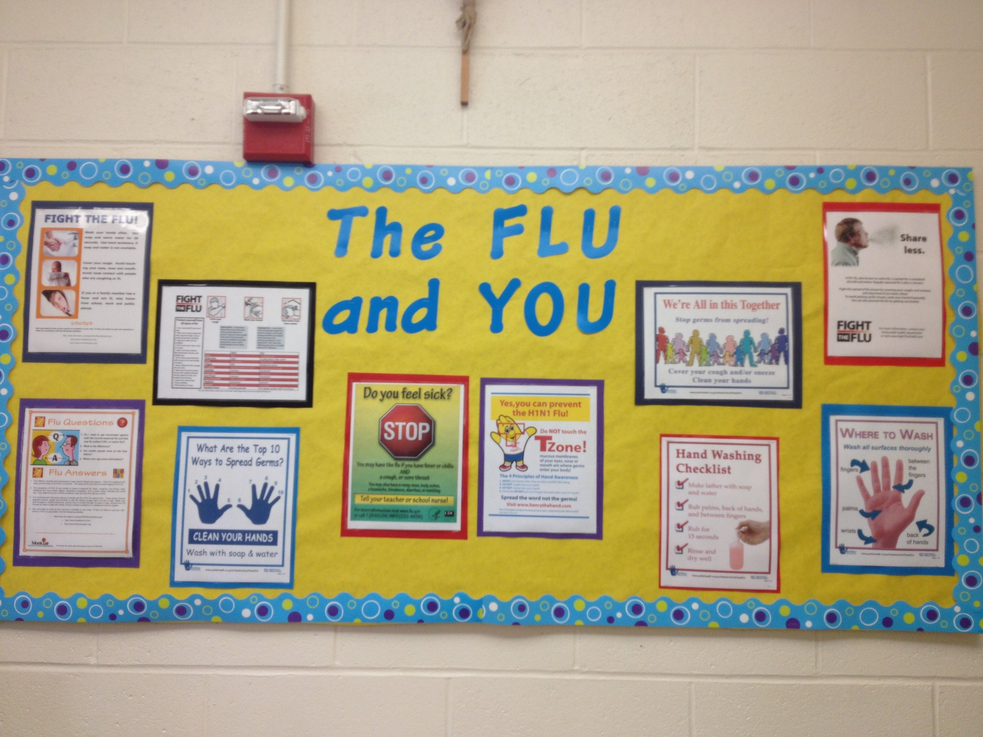 10 Unique School Nurse Bulletin Board Ideas pinwendy gonzalez on boards for school pinterest flu 2020