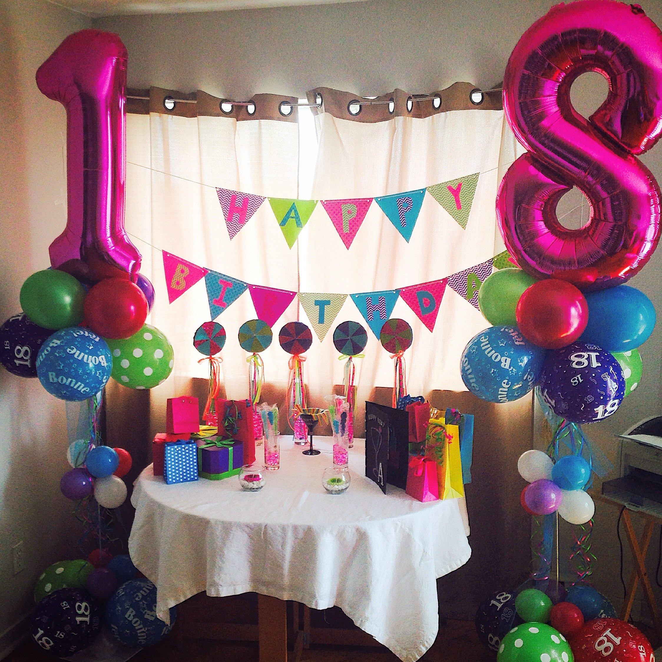10 Great Crazy 18Th Birthday Party Ideas pinzerina cizmic on birthday gifts pinterest balloon shop