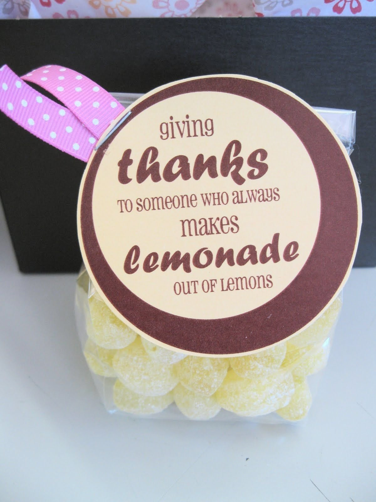 10 Perfect Small Thank You Gift Ideas pioneer party here she comes gift ideas pinterest 2021