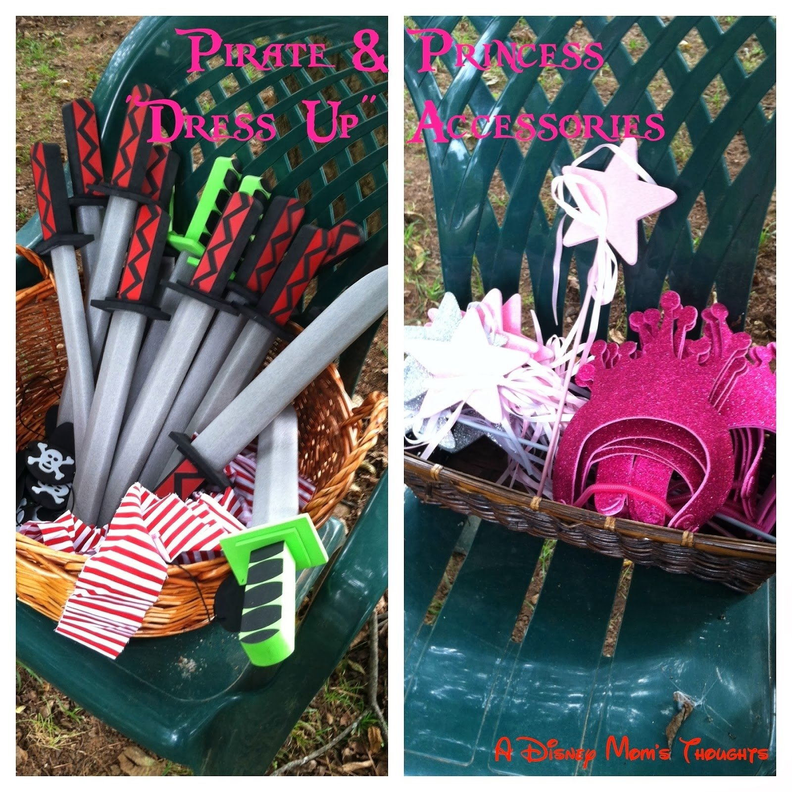 10 Awesome Princess And Pirate Party Ideas pirate and princess birthday party archives a disney moms thoughts 1 2020