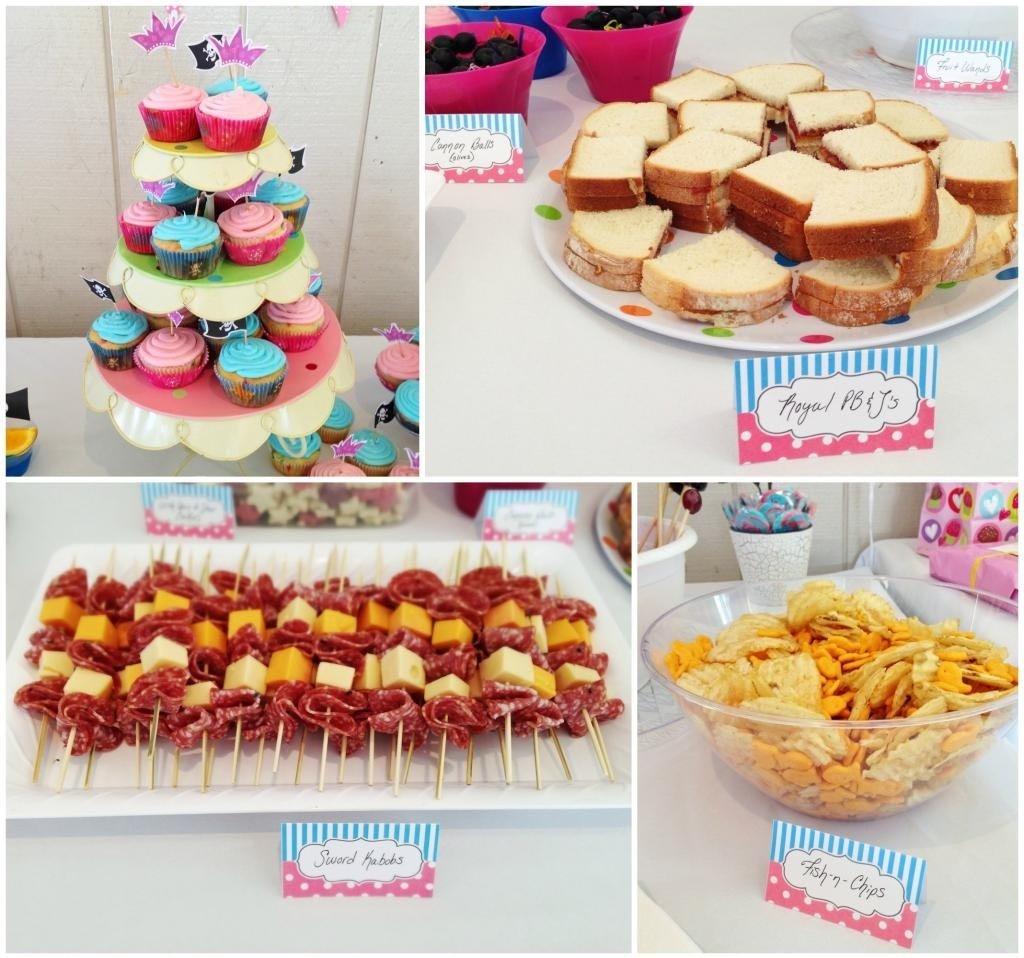10 Most Popular Finger Food Ideas For Kids Birthday Party pirate party ideas food home party ideas 2021