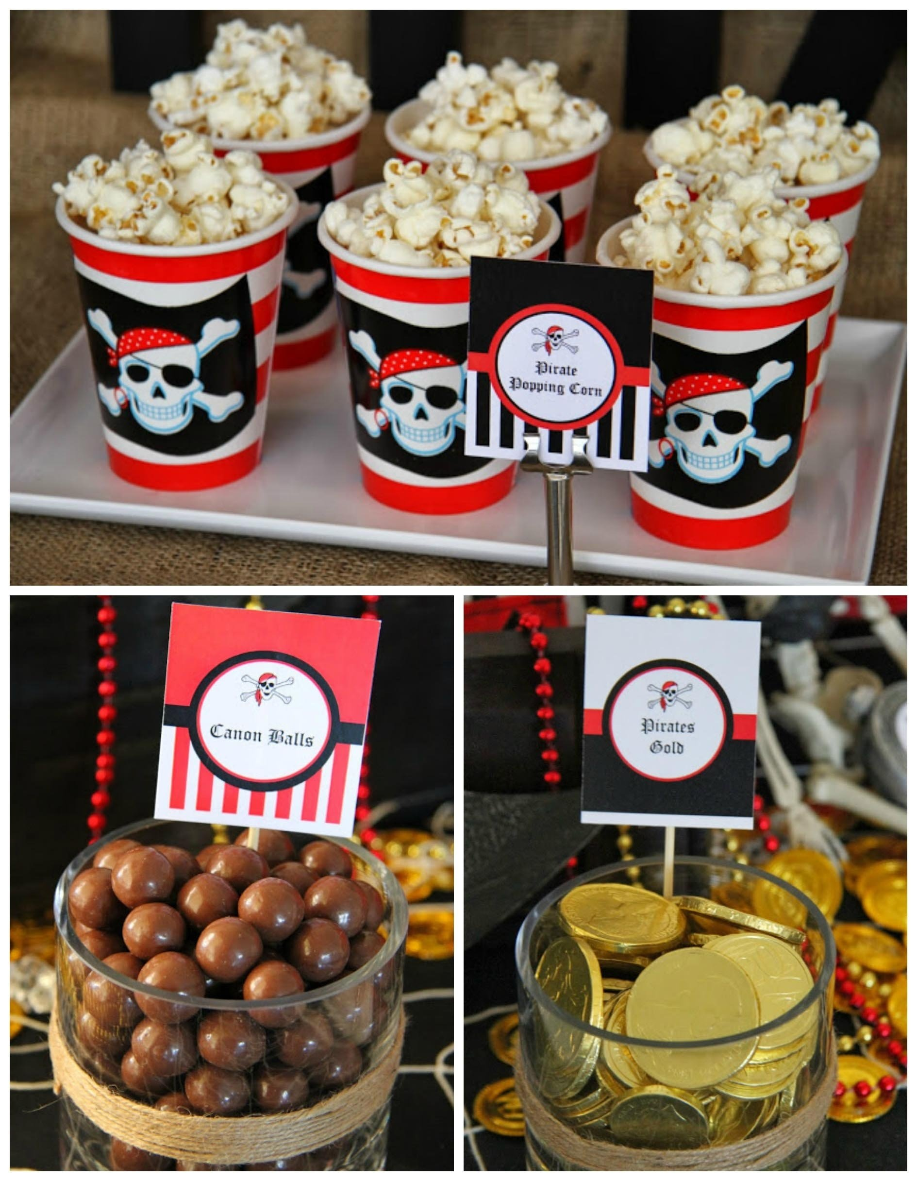 10 Stunning Pirate Party Ideas For Adults pirate party themed food home party ideas 1 2020