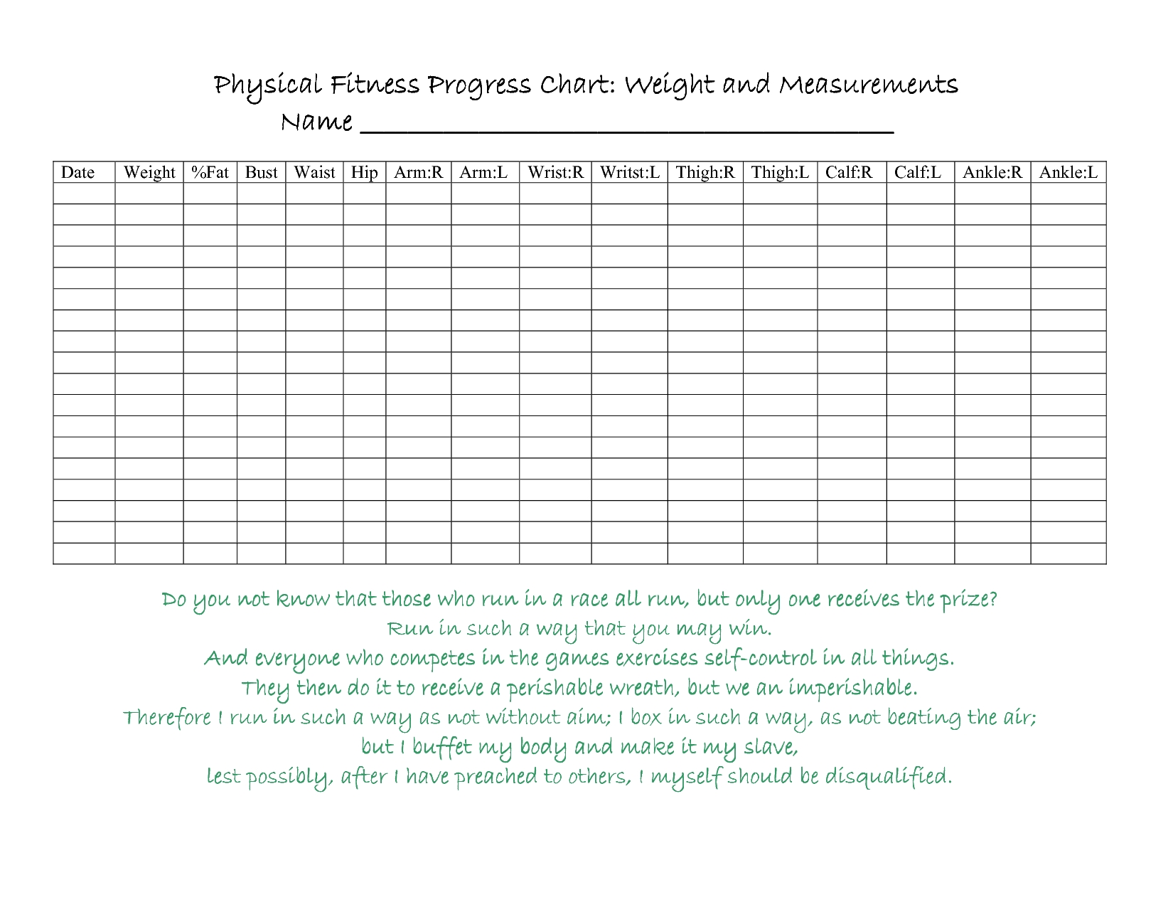10 Gorgeous Family Life Merit Badge Project Ideas pix for personal fitness merit badge chart exercise weight loss 2020