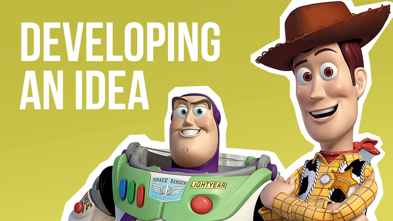 10 Elegant How To Invent An Idea pixar storytelling rules 8 developing an idea youtube