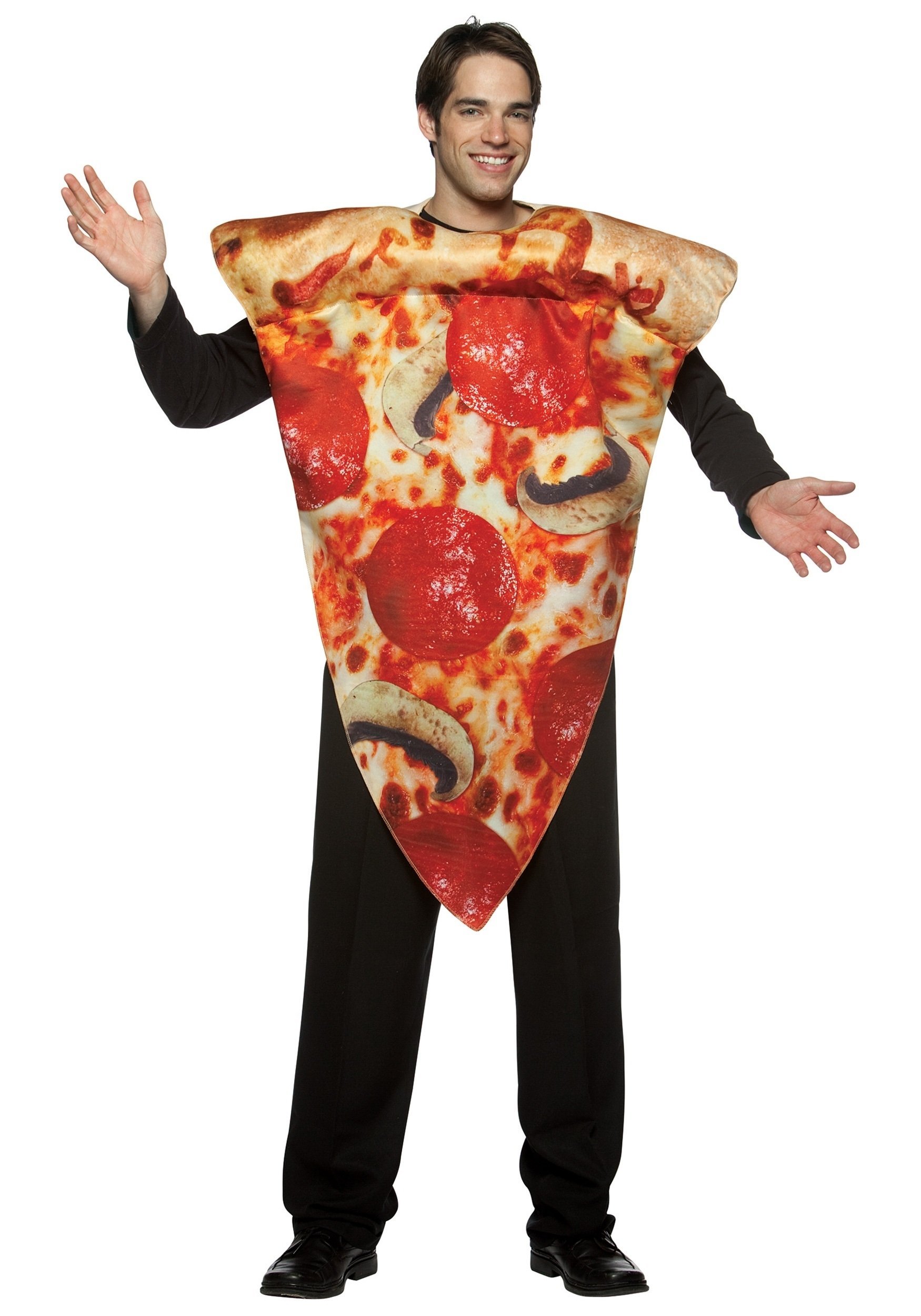 10 Stylish Ideas For Adult Halloween Costumes pizza slice costume 2020