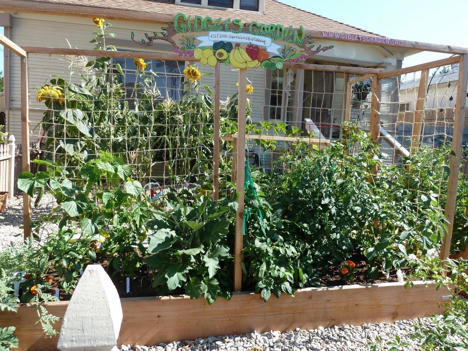 10 Pretty Vegetable Garden Ideas For Small Spaces plan ahead vegetable gardening in small spaces raised bed garden 2020