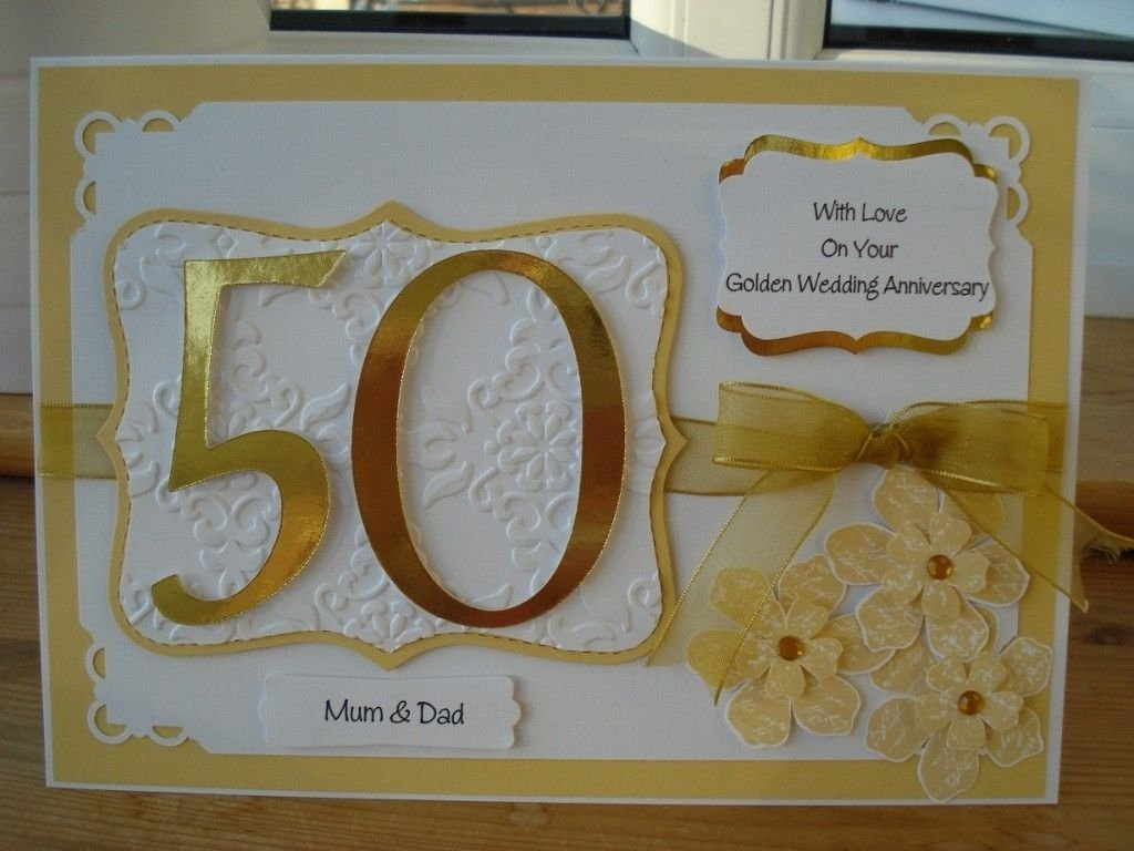 50th Wedding Anniversary Invitation Ideas: 10 Fashionable 50Th Wedding Anniversary Ideas For Parents 2019