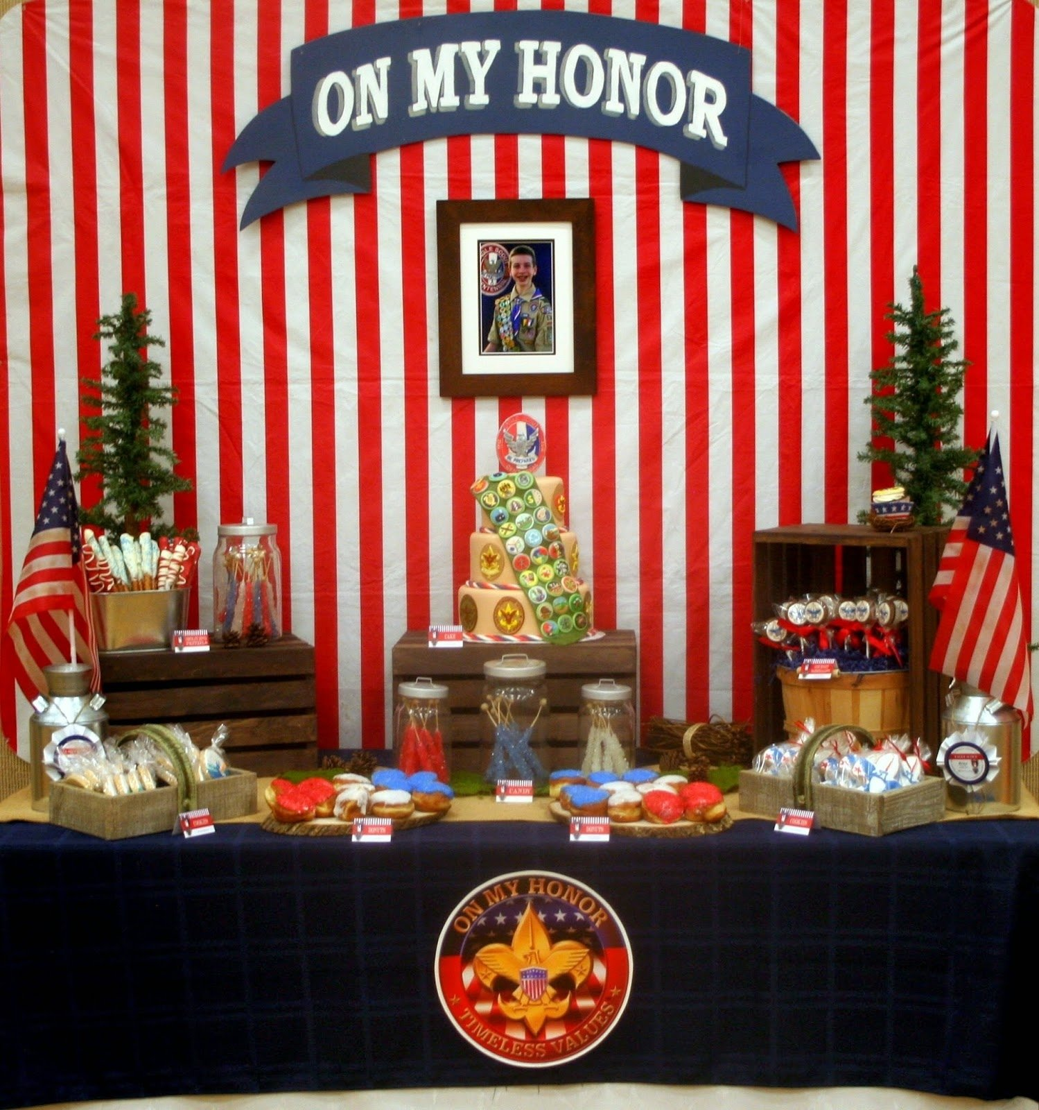 planning the eagle court of honor – eagle scout court of honor