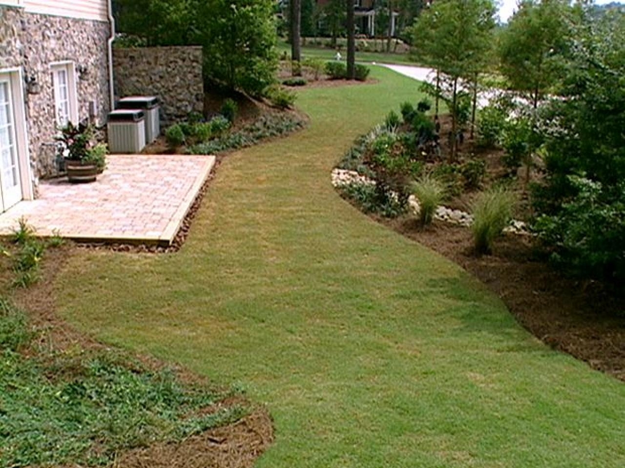 10 Most Recommended Backyard Landscaping Ideas For Privacy %name 2020