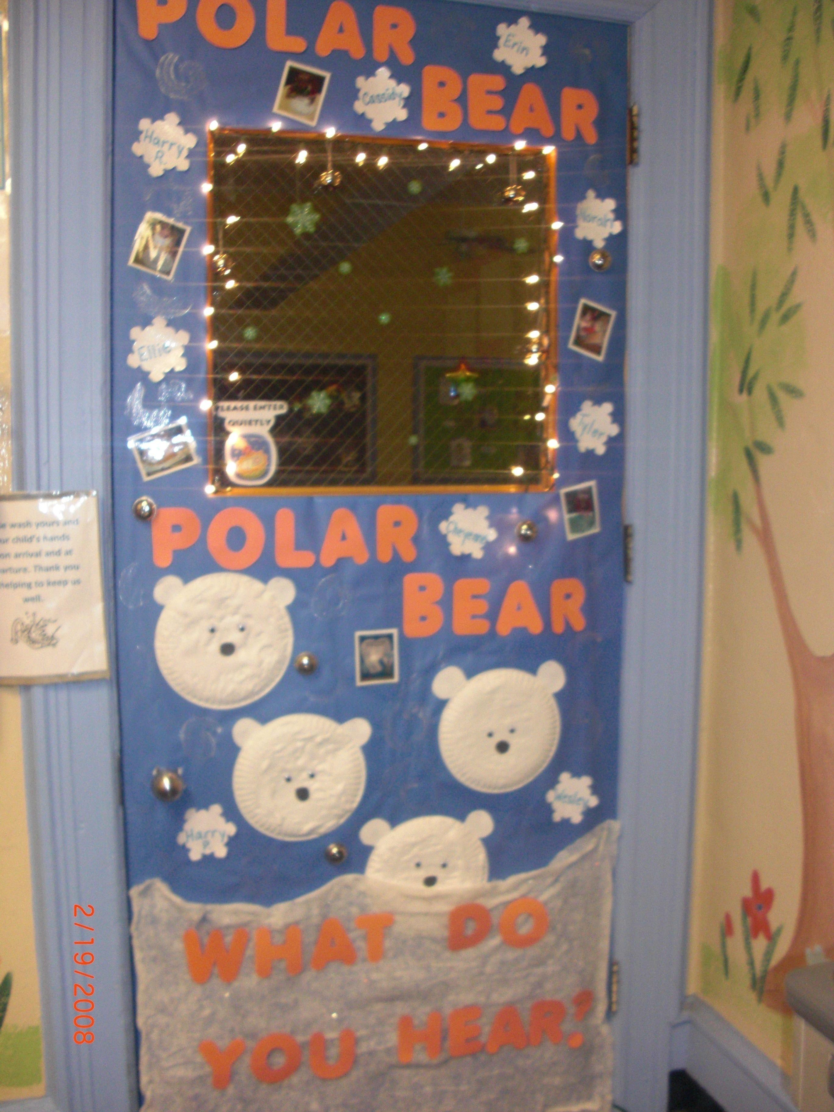 10 Gorgeous Winter Wonderland Bulletin Board Ideas play learn lansdale pa polar bear polar bear winter 2021