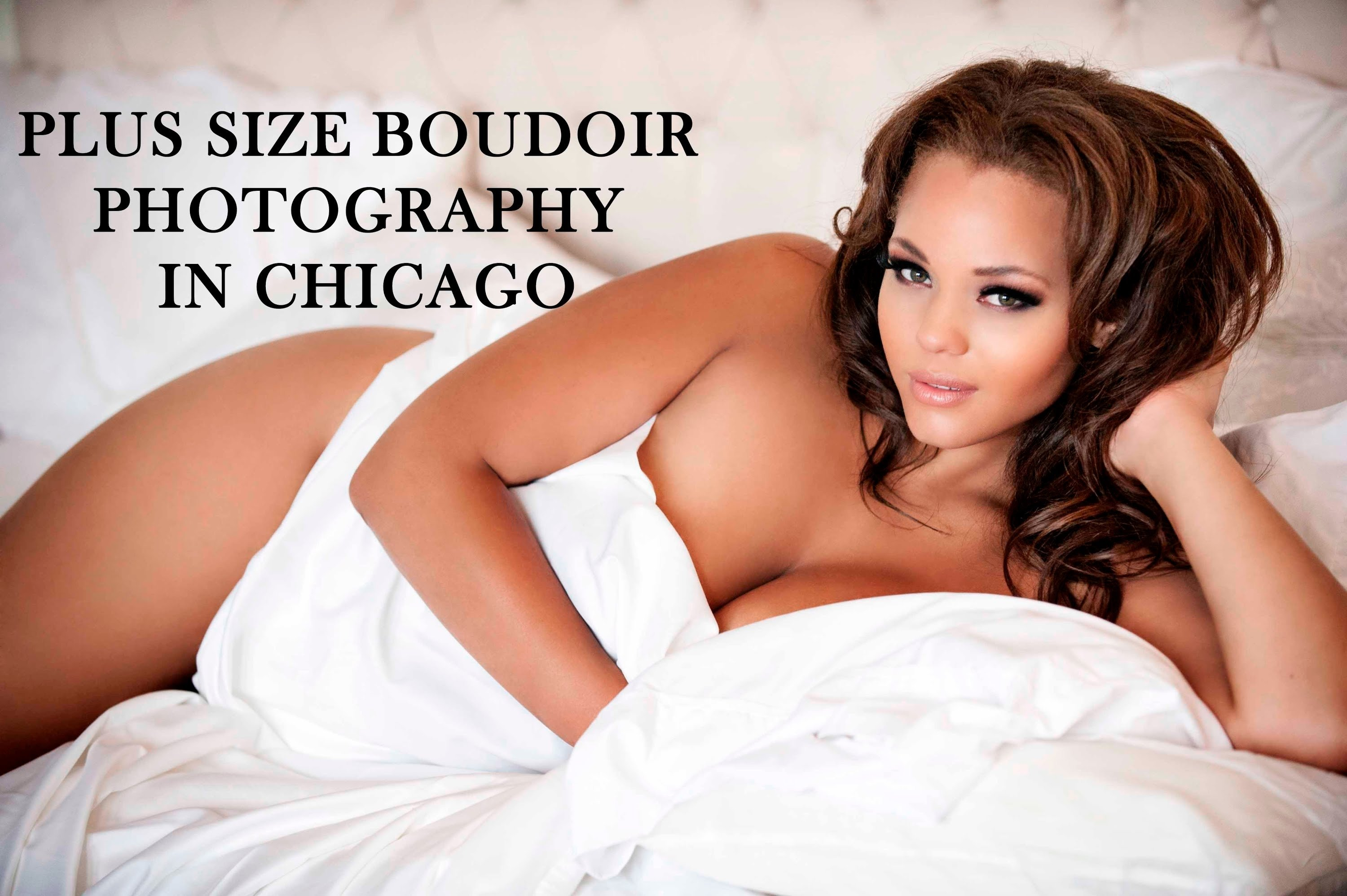 plus size boudoir photographers) chicago boudoir studio - youtube