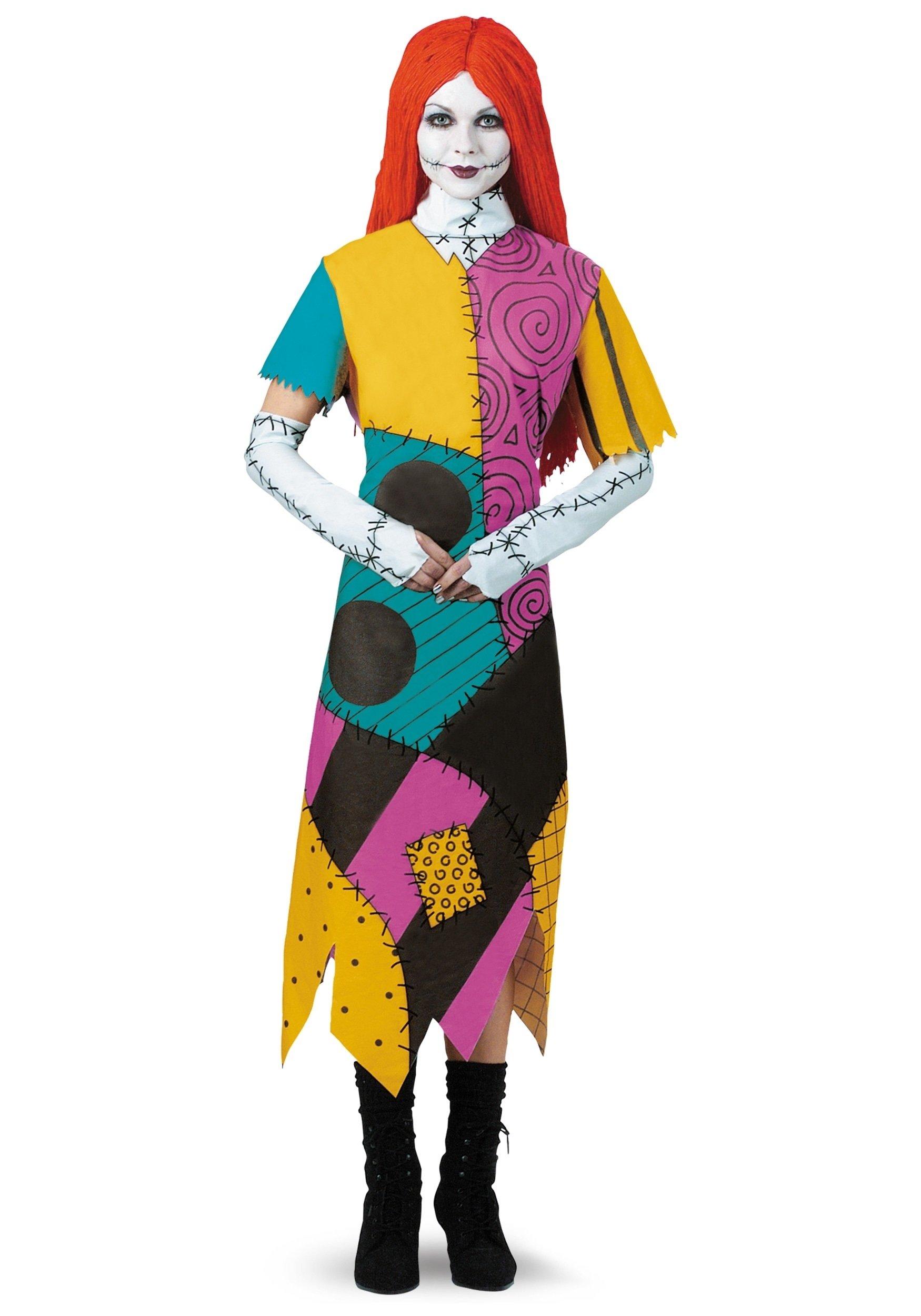 10 Stylish Movie Costume Ideas For Women plus size classic sally costume 2021