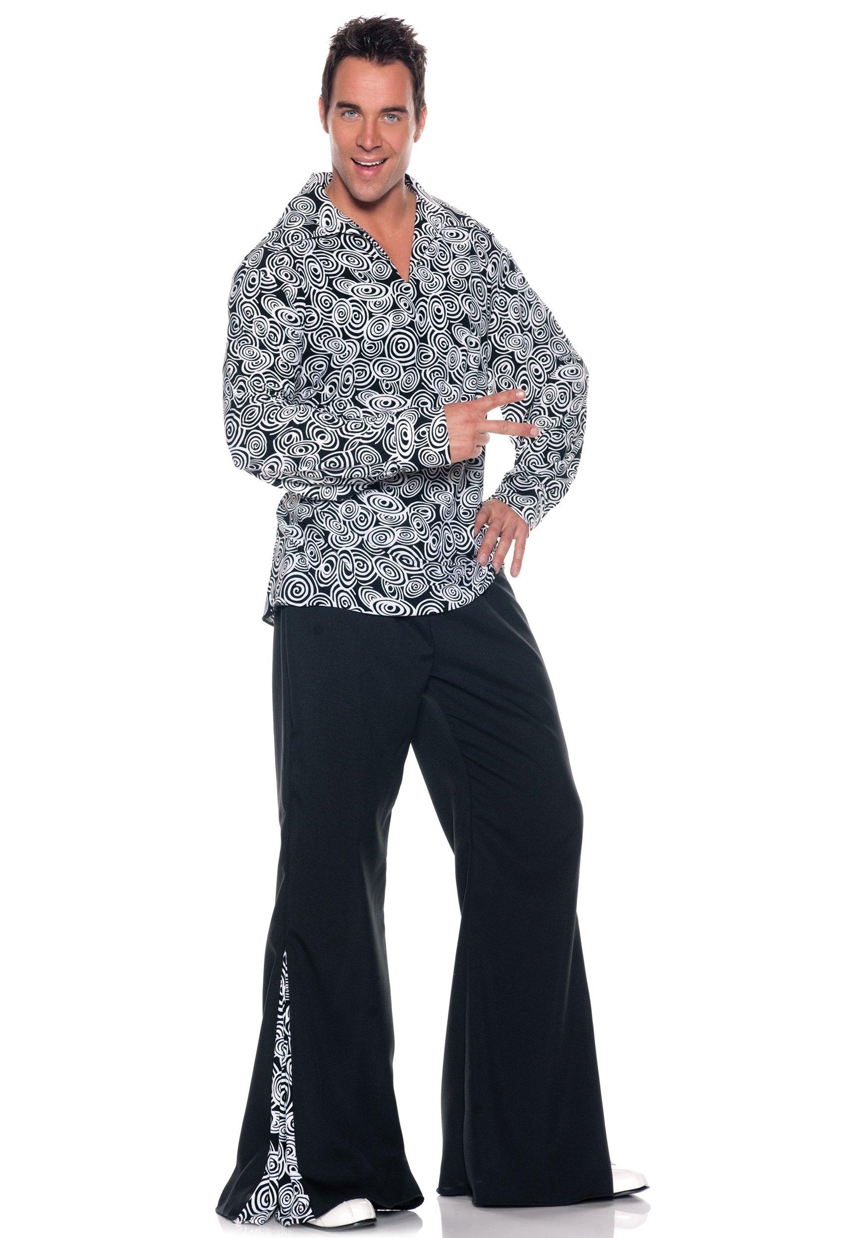 10 Elegant 80S Costume Ideas For Men plus size funky disco costume  sc 1 th 268 & 10 Elegant 80S Costume Ideas For Men