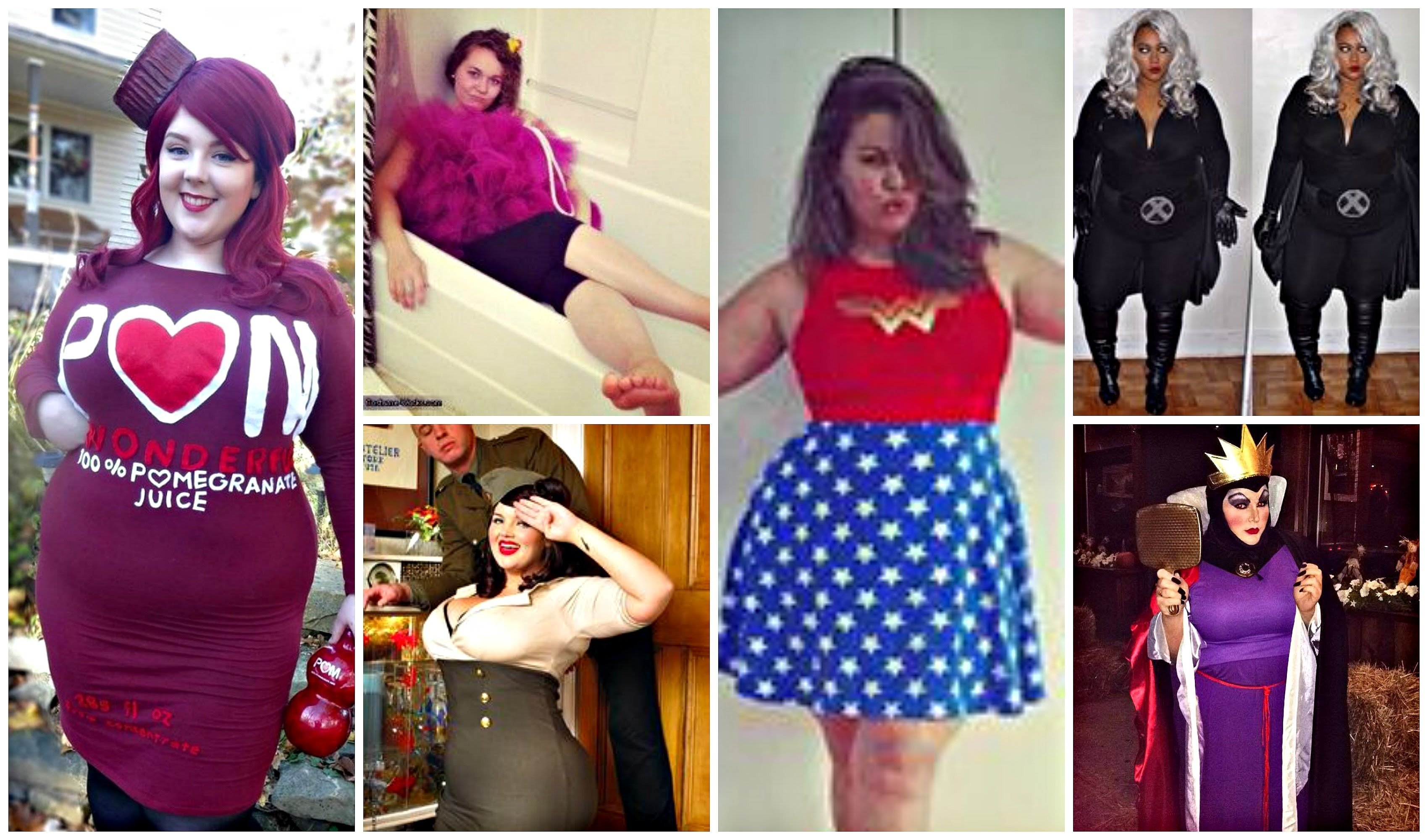 10 Pretty Homemade Plus Size Costume Ideas plus size halloween costume ideas for women youll actually want to 6 2020