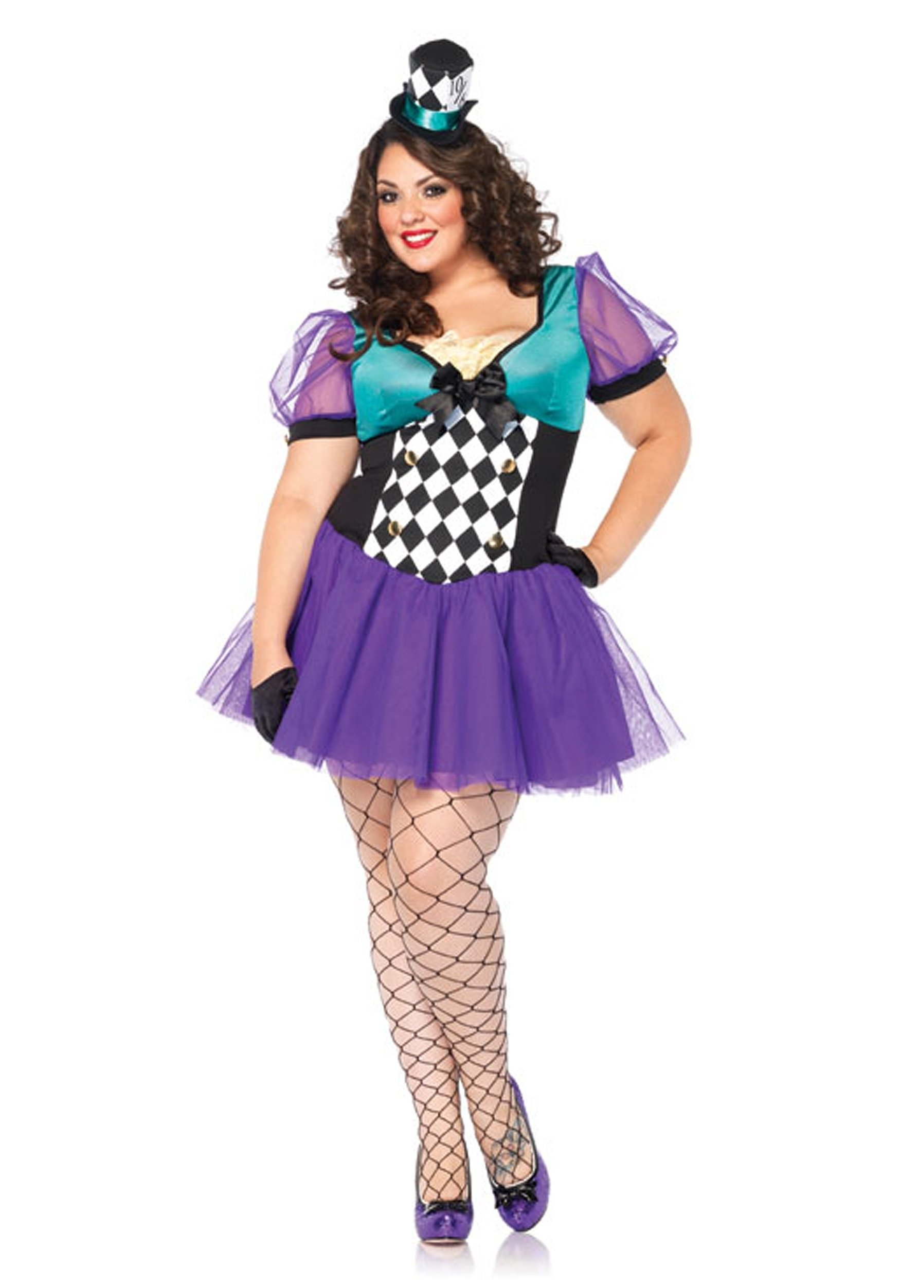 10 Perfect Female Mad Hatter Costume Ideas plus size miss mad hatter costume halloween costumes  sc 1 st  Unique Ideas 2018 & 10 Perfect Female Mad Hatter Costume Ideas