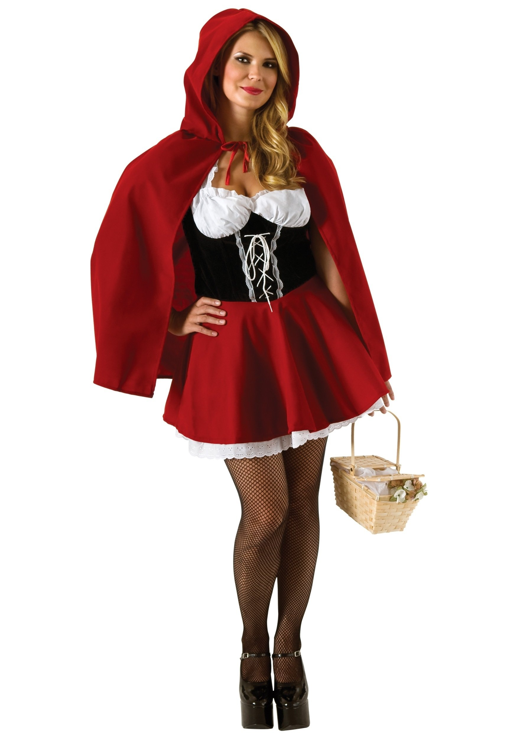 10 Trendy Red Riding Hood Costume Ideas plus size red riding hood costume 2020