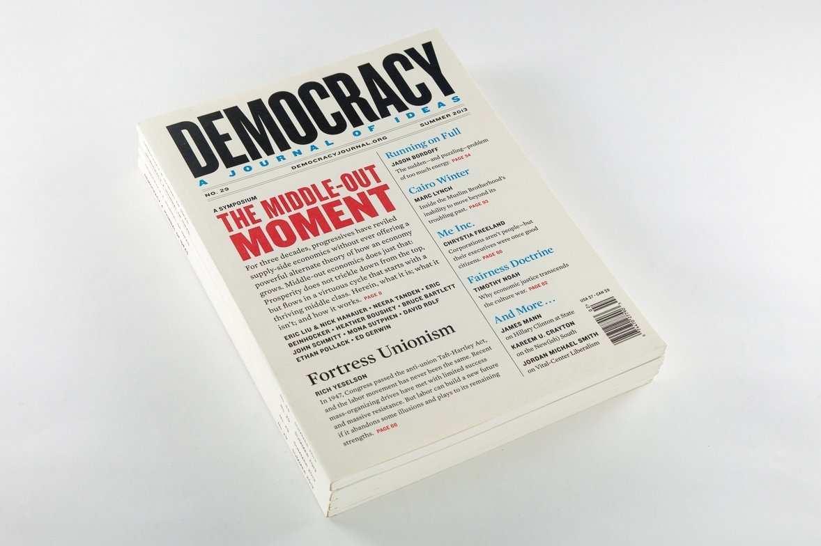 point five | democracy: a journal of ideas