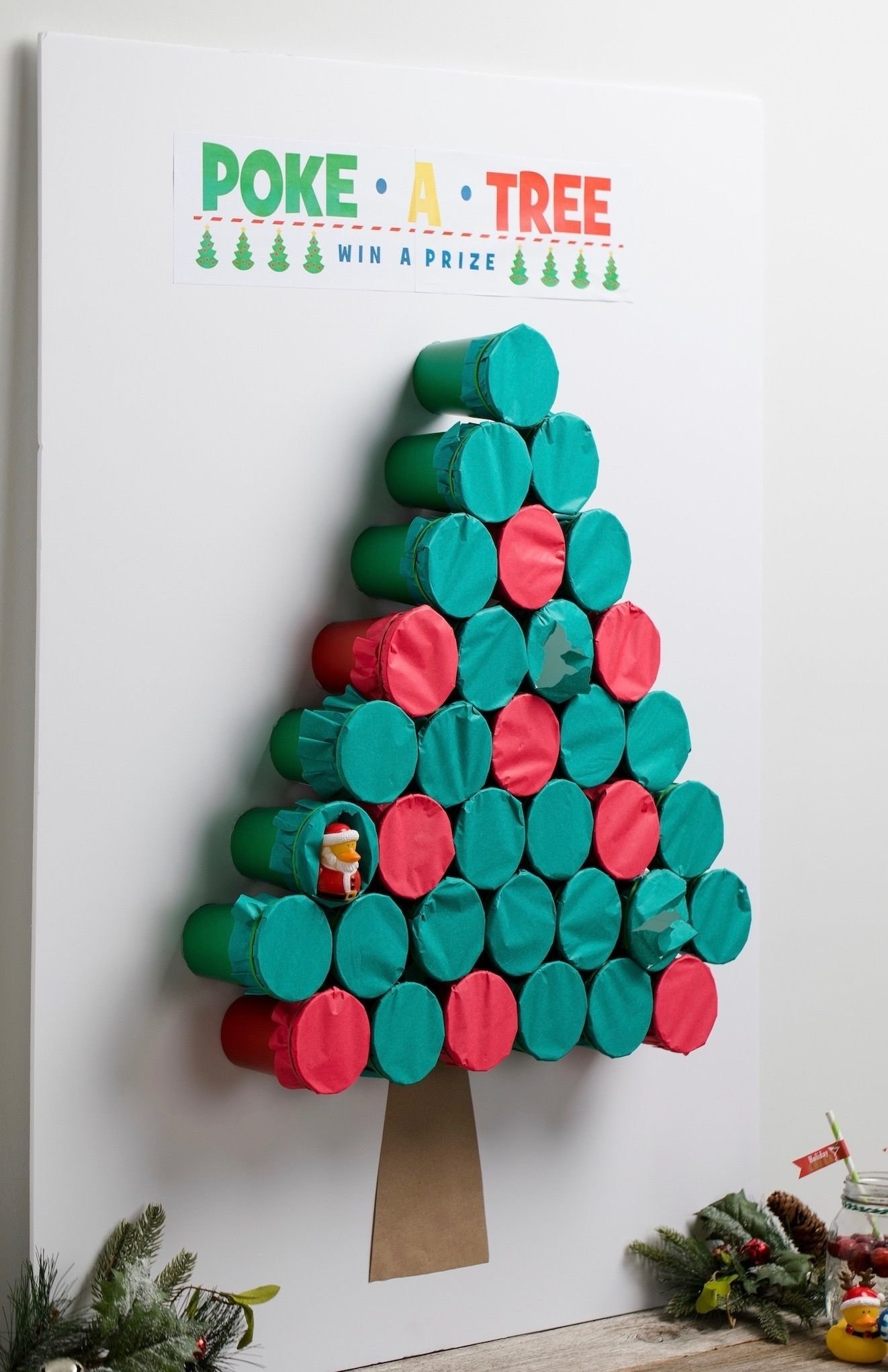 10 Stunning 4Th Grade Christmas Party Ideas poke a tree game idea fun activities activities and plays 13 2020