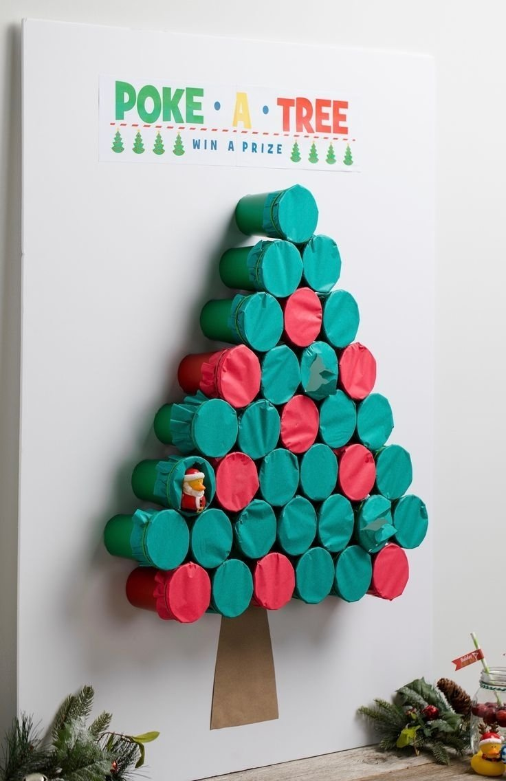 10 Most Recommended Fun Ideas For Company Christmas Parties poke a tree game idea fun activities activities and plays 8 2021