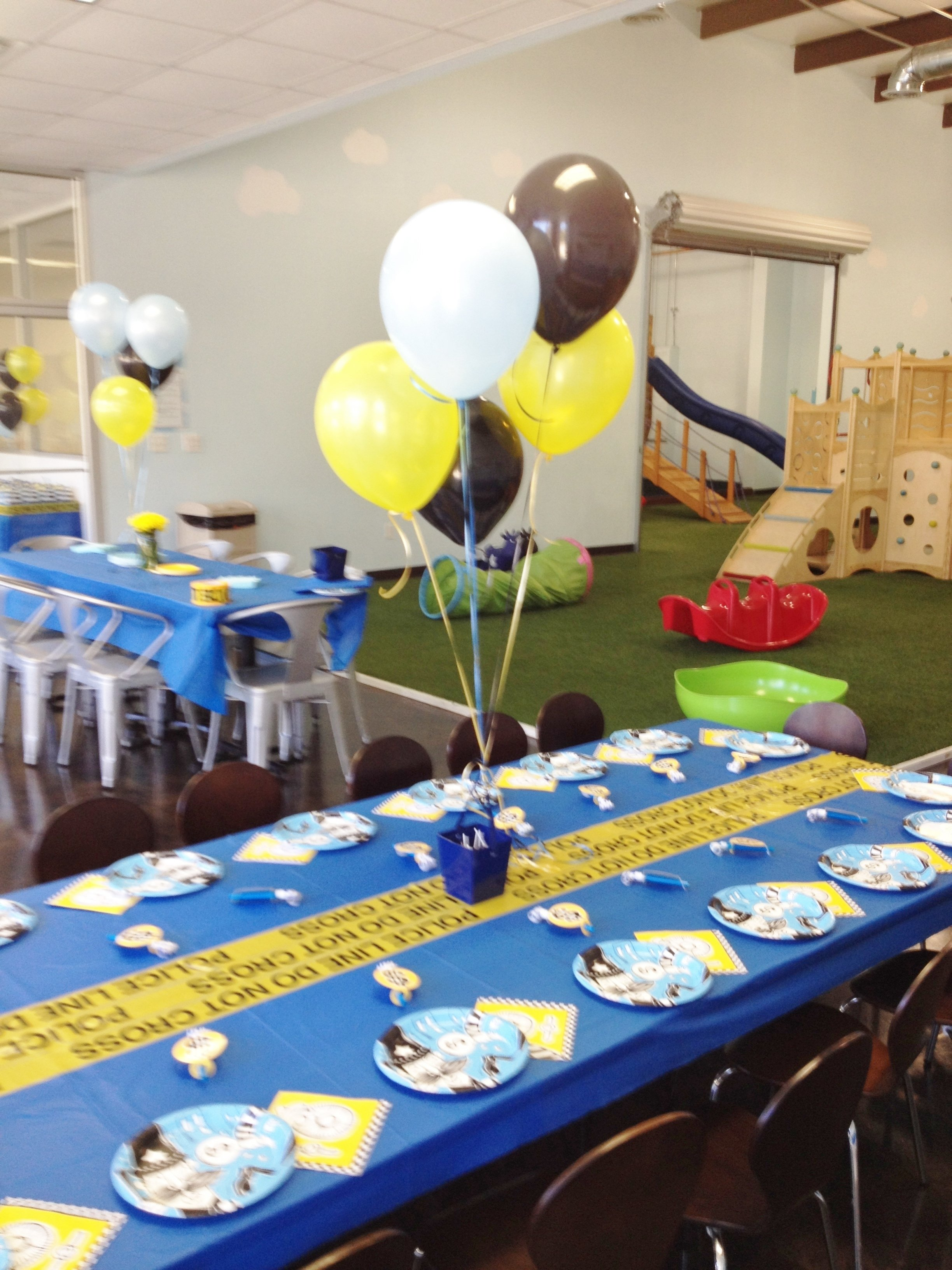 10 Beautiful Police Academy Graduation Party Ideas police themed party police academy graduation party pinterest