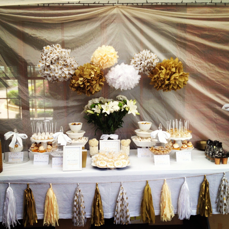 10 Stylish Anniversary Party Ideas For Parents polkadot parties 50th wedding anniversary entertaining ideas 5 2020