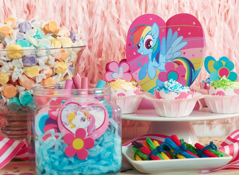 10 Stylish My Little Pony Friendship Is Magic Birthday Party Ideas pony party at the ranch pony birthdays and pony party 2020
