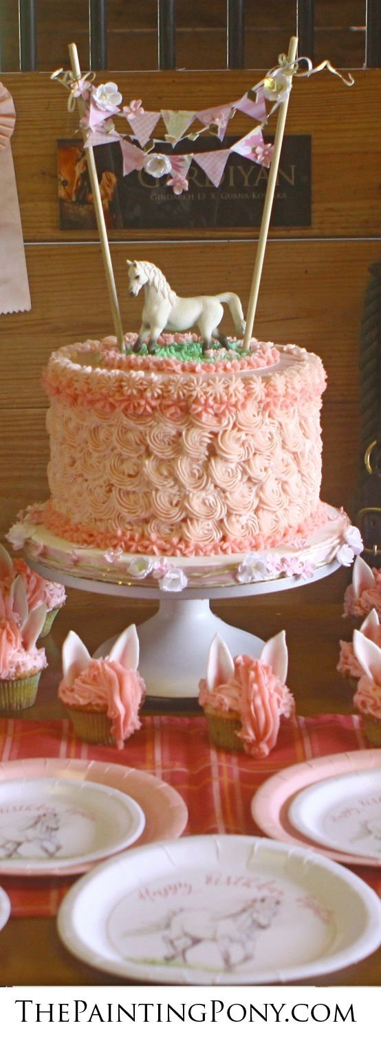 10 Stylish Horse Themed Birthday Party Ideas pony party ideas cute blog post about a horse themed birthday 2020