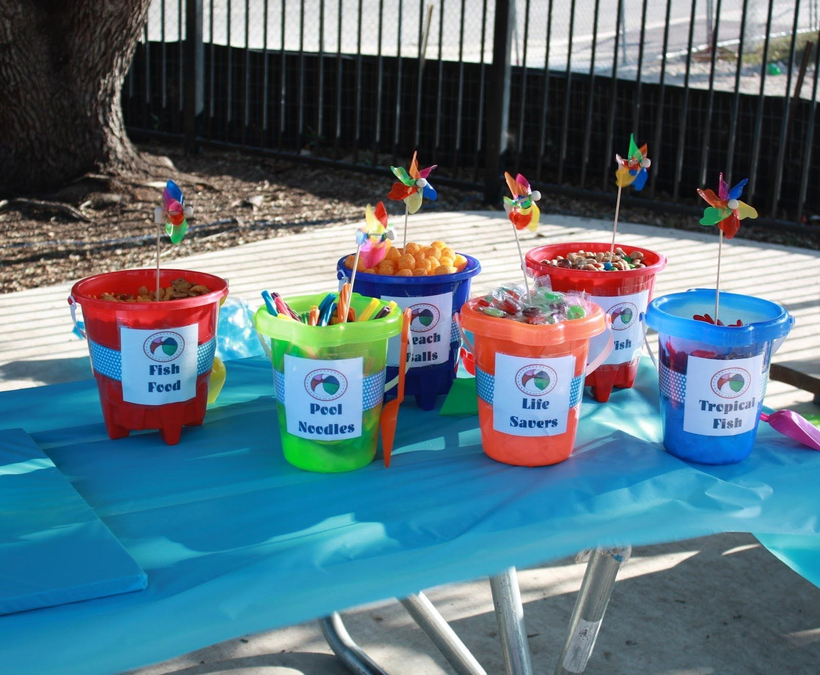 10 Great Ideas For A Pool Party pool birthday party ideas birthday party pinterest birthday 2020