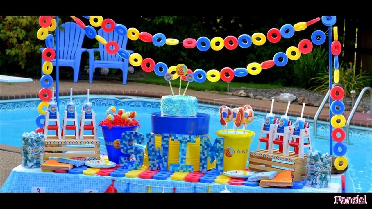 10 Stunning Pool Party Ideas For Adults pool party decoration ideas adults youtube 1 2020