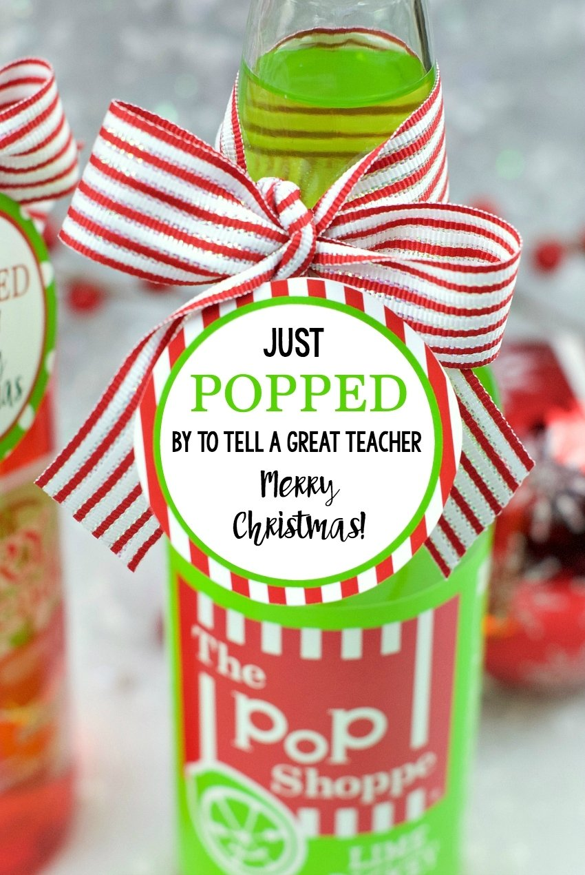 10 Gorgeous Ideas For Teacher Christmas Gifts