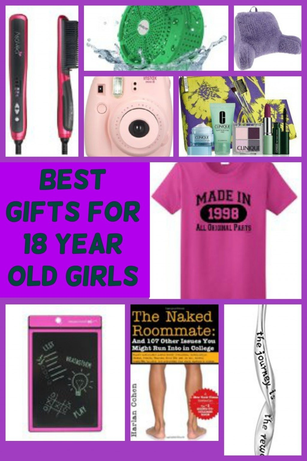 10 Lovely 18 Year Old Christmas Gift Ideas popular birthday and christmas gift ideas for 18 year old girls 2 2021