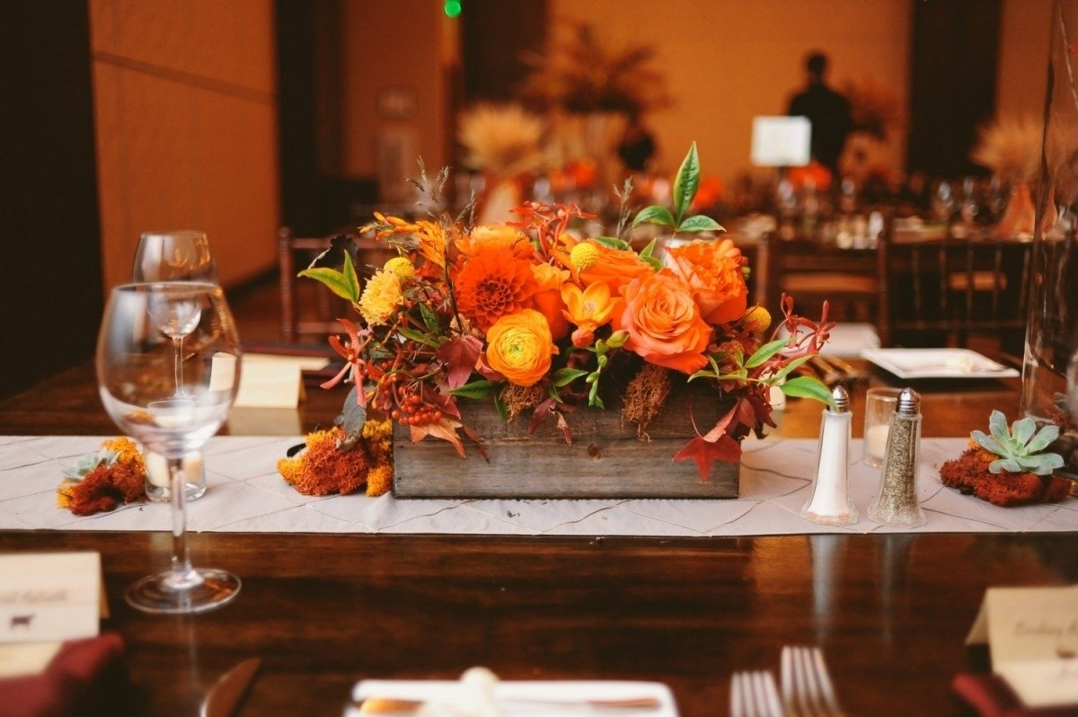 10 Wonderful Wedding Theme Ideas For Fall popular fall wedding decorations with fall wedding decorations ideas 2020