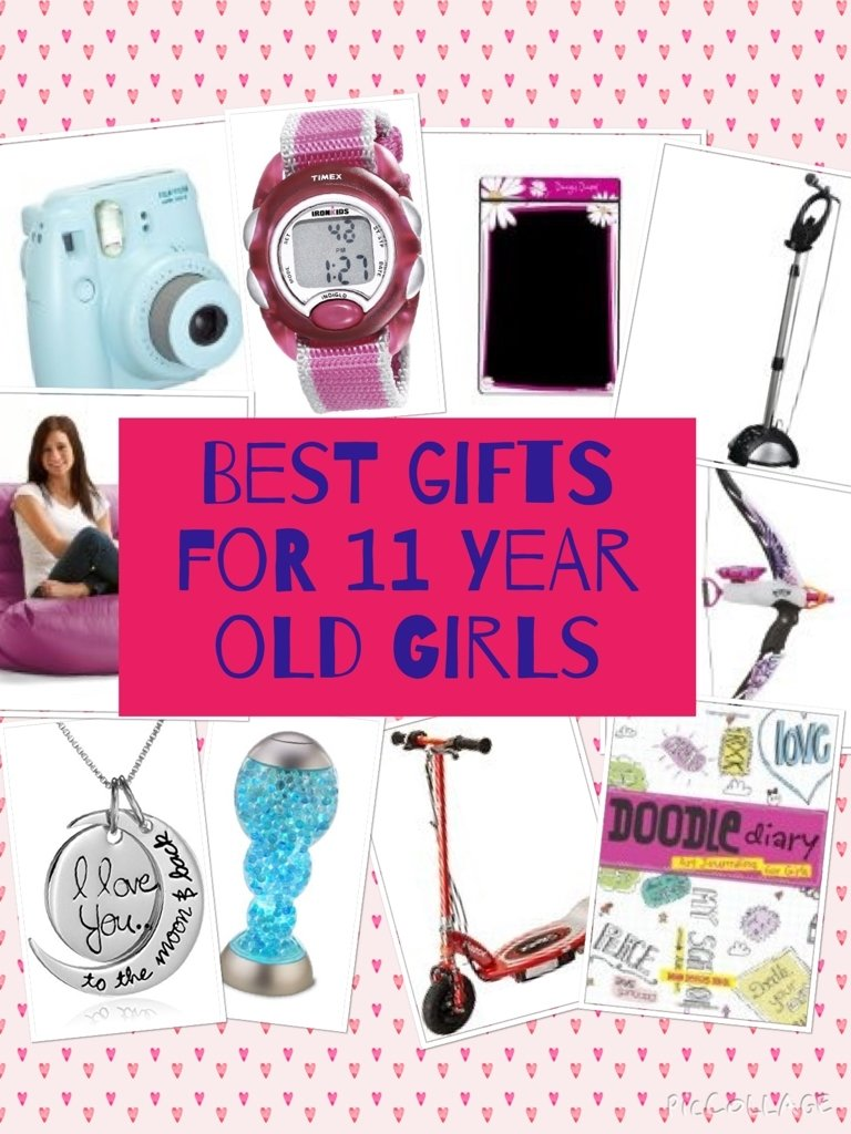 10 Stylish Birthday Gift Ideas For 11 Yr Old Girl popular gifts for 11 year old girls gift girls and birthdays 2021