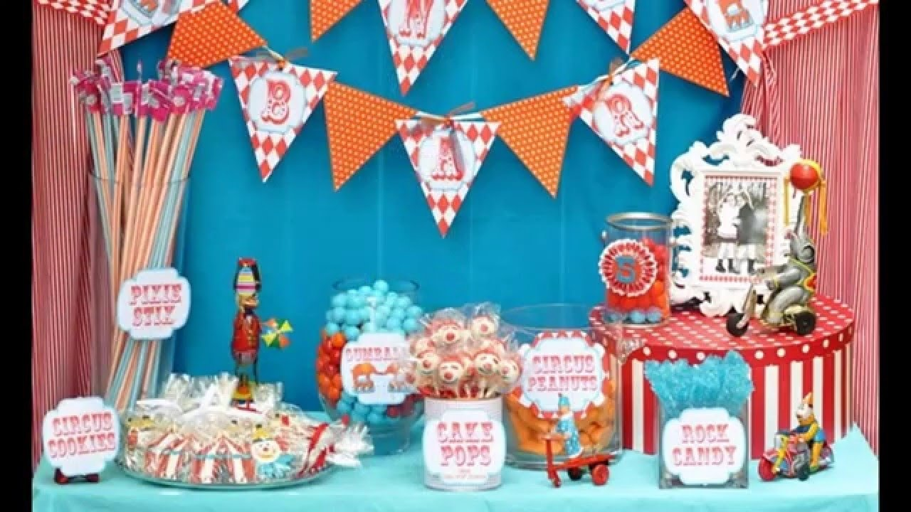 10 Fantastic 1 Year Old Party Ideas Popular One Birthday Decoration Youtube