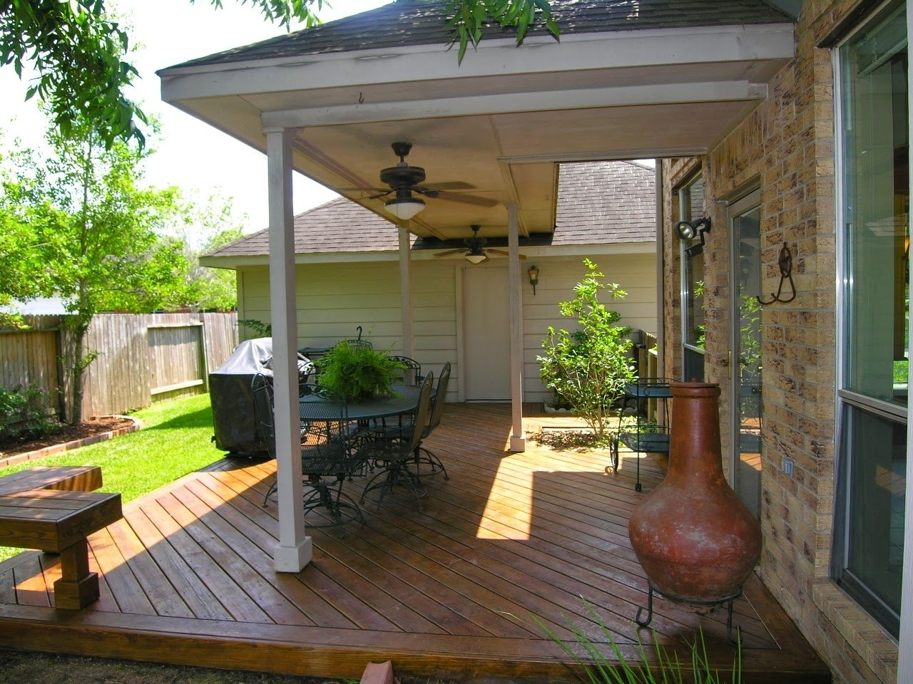 10 Best Back Porch Ideas For Houses porch ideas part small back decorating houses house plans 66846 2021