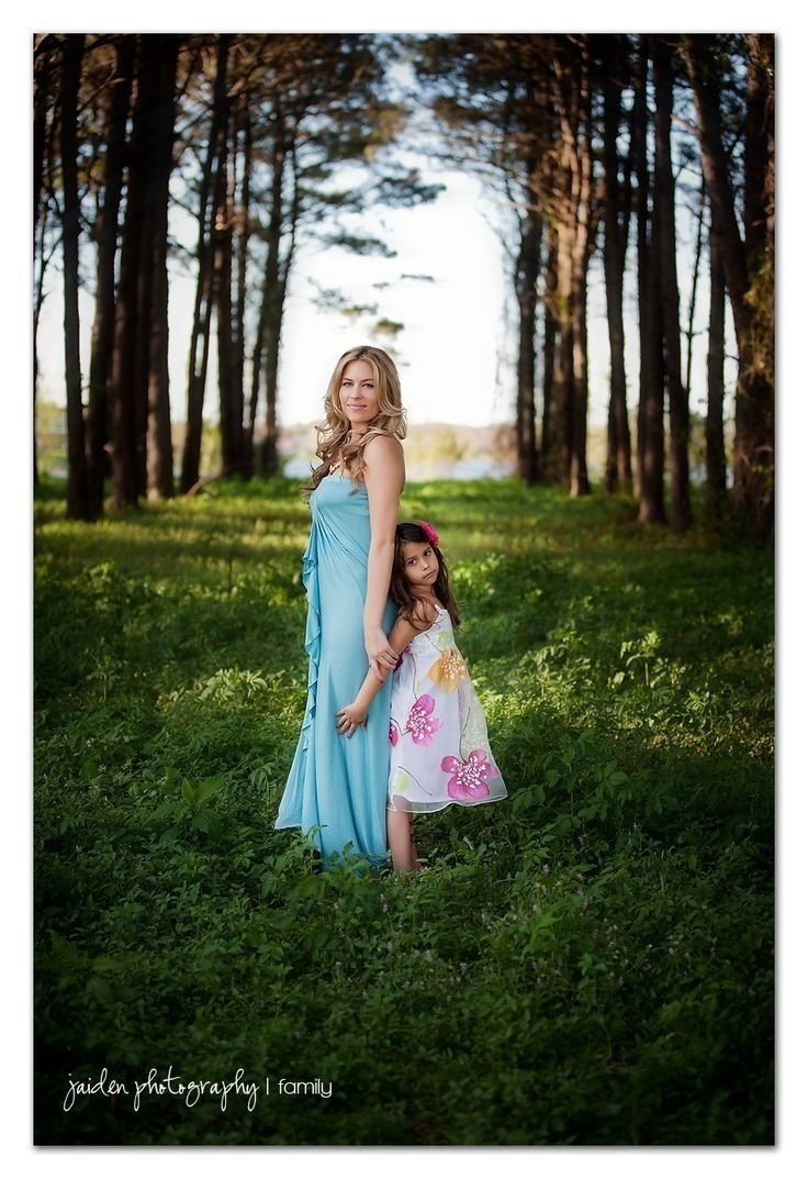 portrait photography inspiration : mother/daughter | portrait