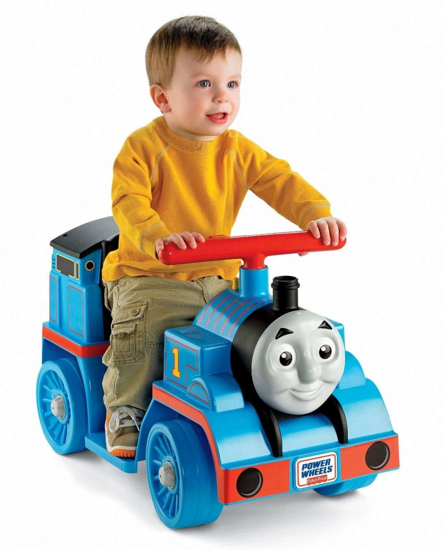 10 Amazing 1 Year Old Boy Birthday Gift Ideas power wheels thomas the train vehicle only 61 24 shipped reg 2021