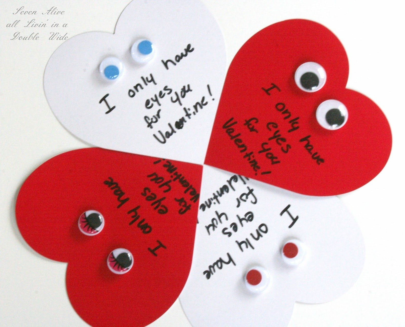 10 Fashionable Valentine Day Card Ideas Homemade preferential homemade card ideas real to modish homemade valentine 2020