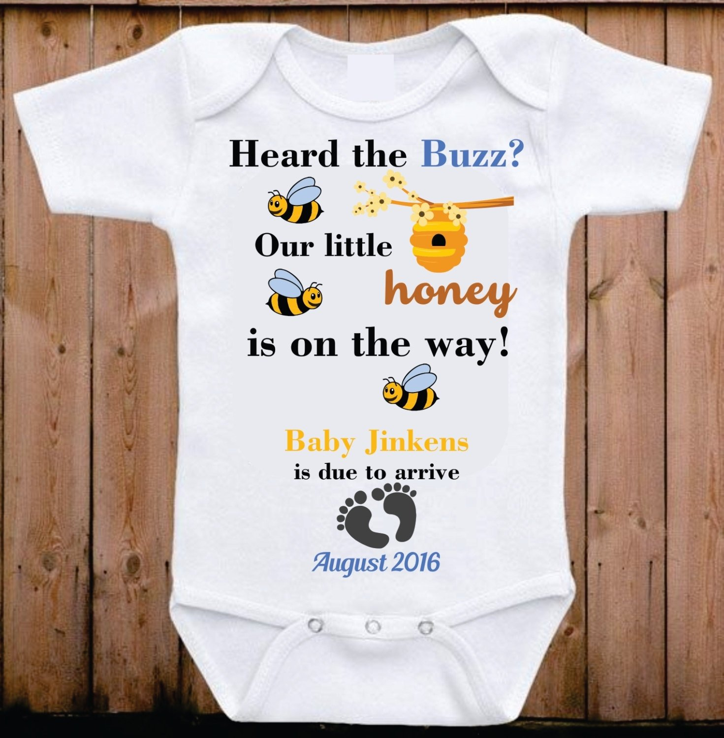 10 Fantastic Baby Announcement Ideas For Grandparents pregnancy announcement onesie baby onesie pregnancy reveal to 2020