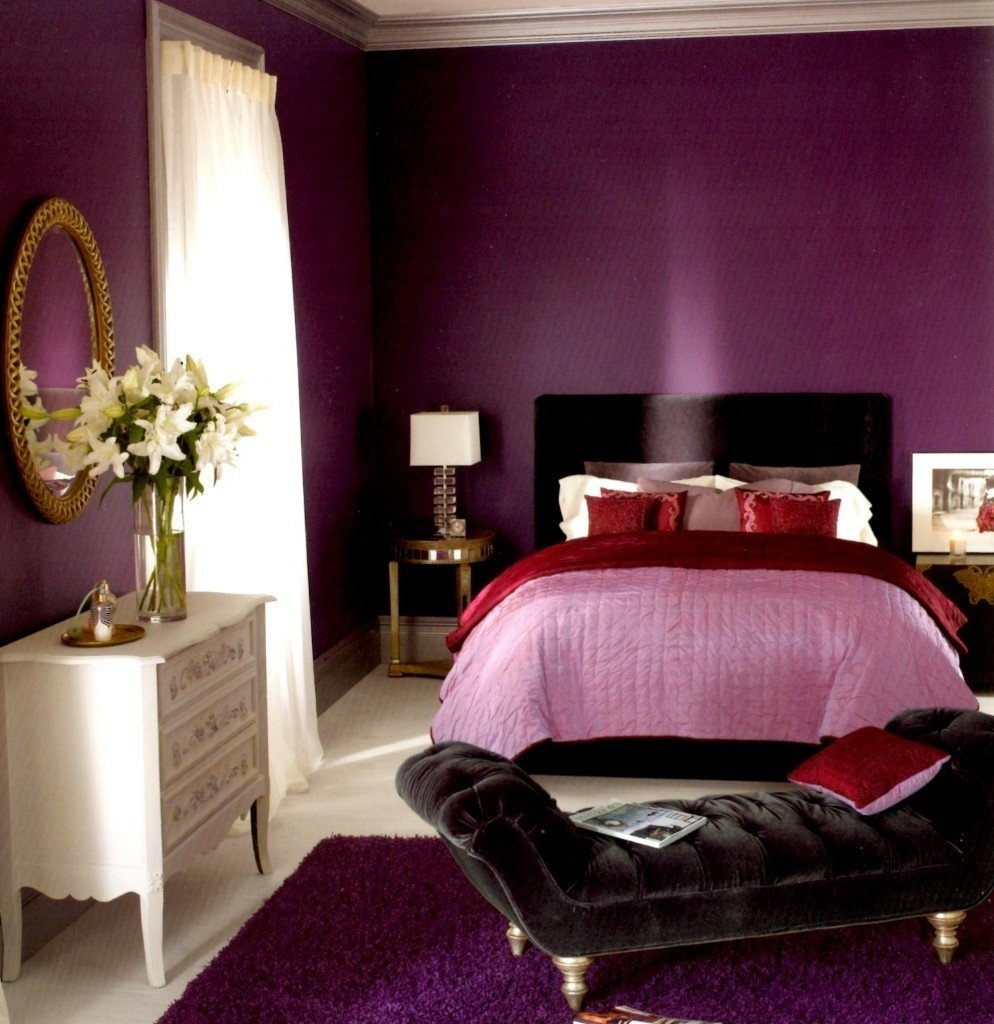 10 Stylish Purple Bedroom Ideas For Adults preparing purple bedroom ideas all in home decor ideas 2020