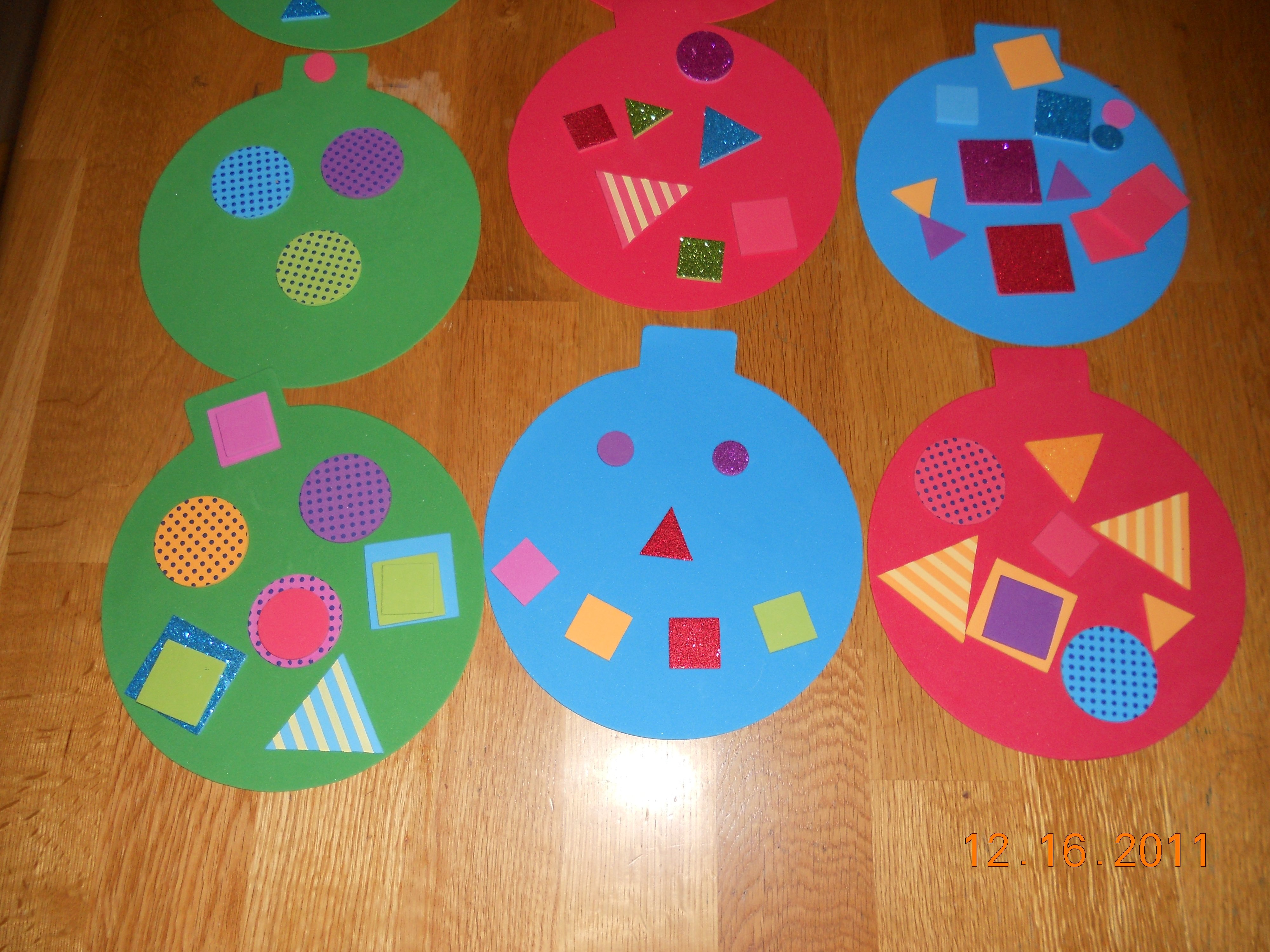 preschool crafts for kids 26 easy christmas ornament craft ~ loversiq