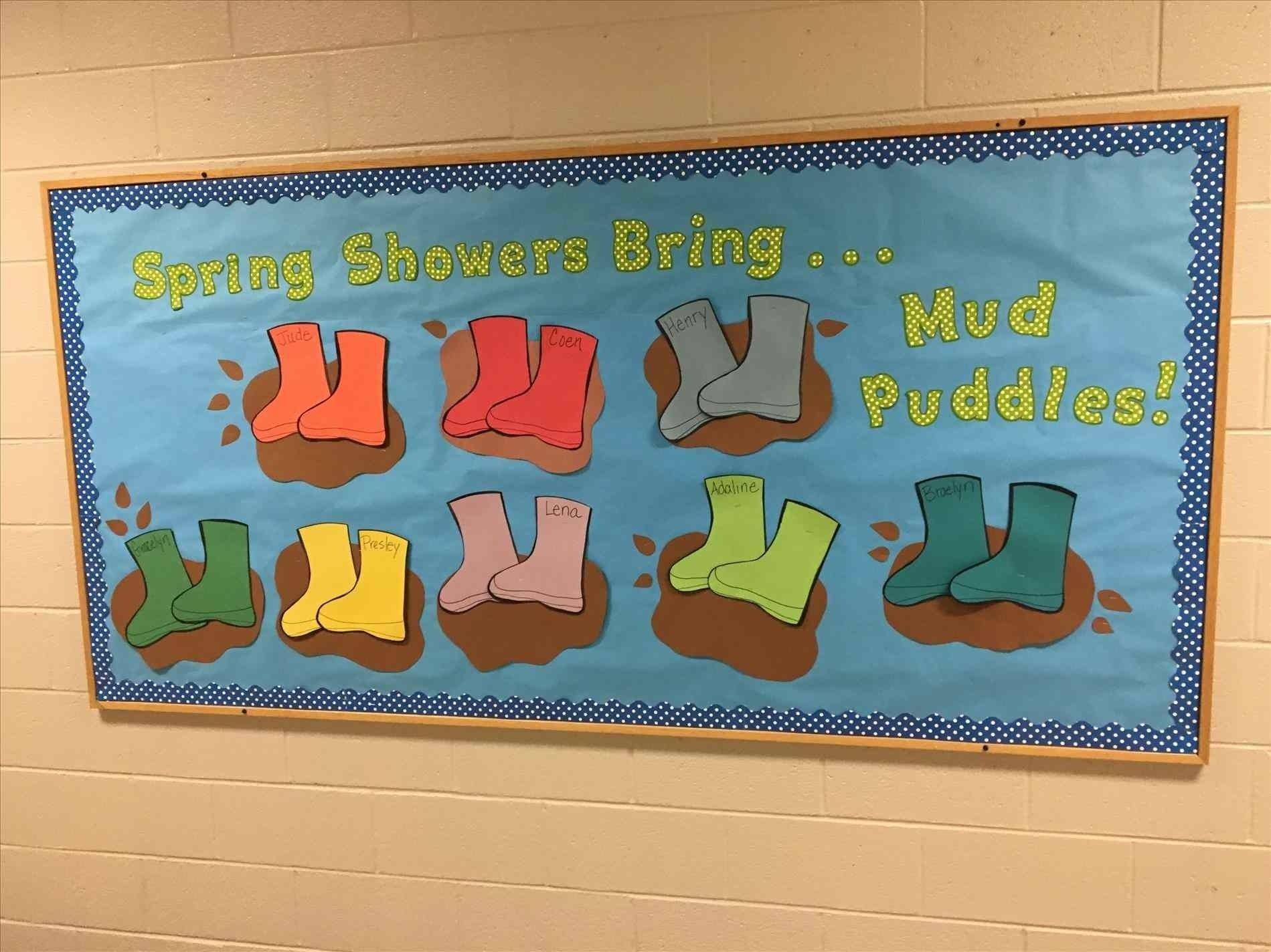 10 Trendy Spring Preschool Bulletin Board Ideas preschool kindergarten and elementary preschool spring themes for 2020