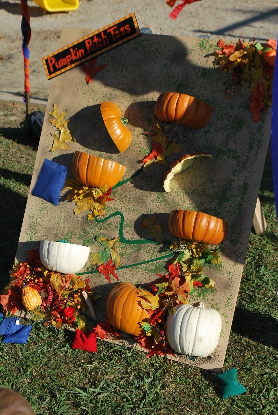 10 Unique Fall Festival Ideas For Church preschool projects fall festival