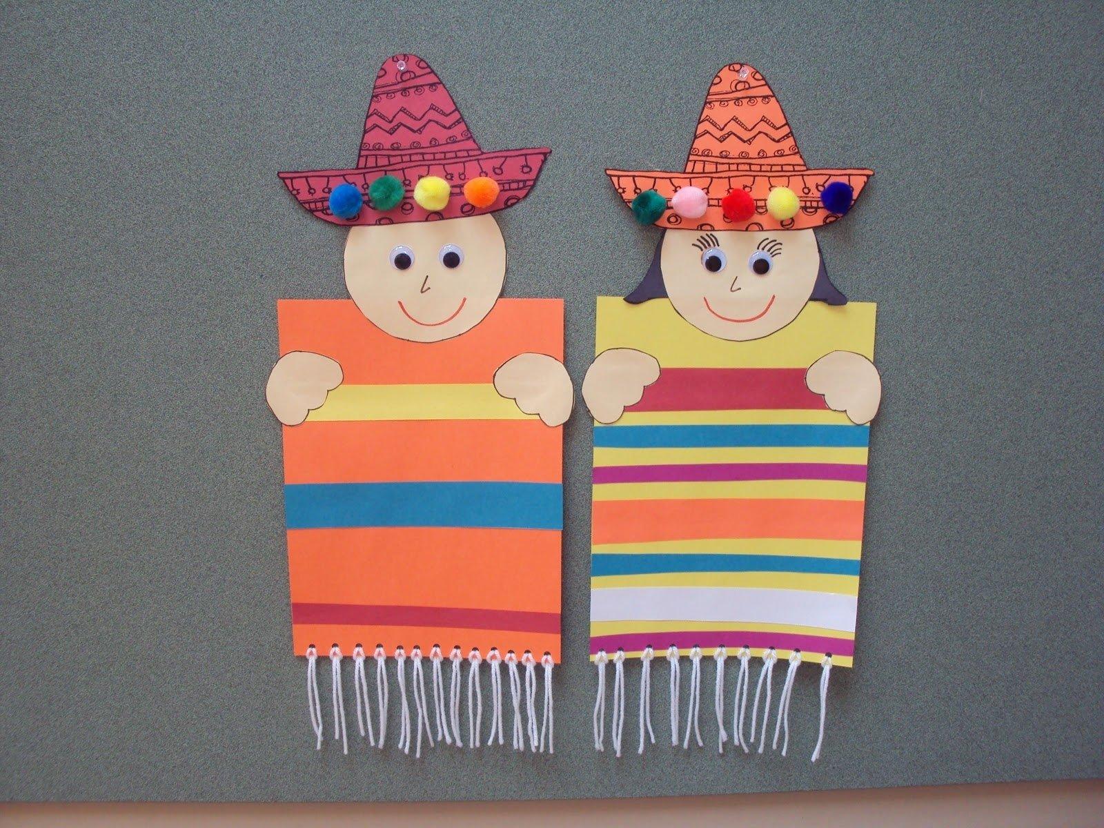 10 Lovable Cinco De Mayo Craft Ideas preschool wonders cinco de mayo cinco de mayo in the classroom