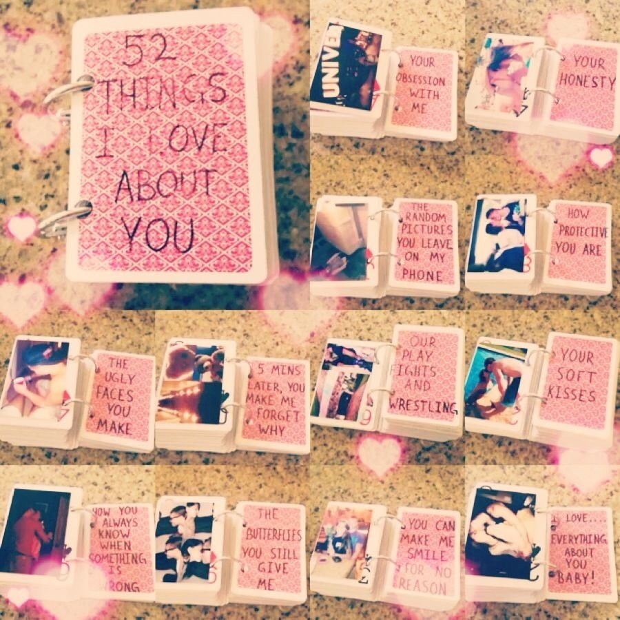 10 Most Recommended Photo Album Ideas For Boyfriend present for a boyfriend or husband or fiance too cute diy its the