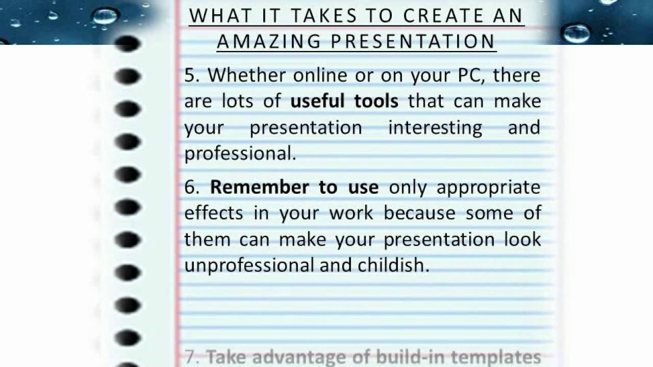 presentation topics for college students - youtube