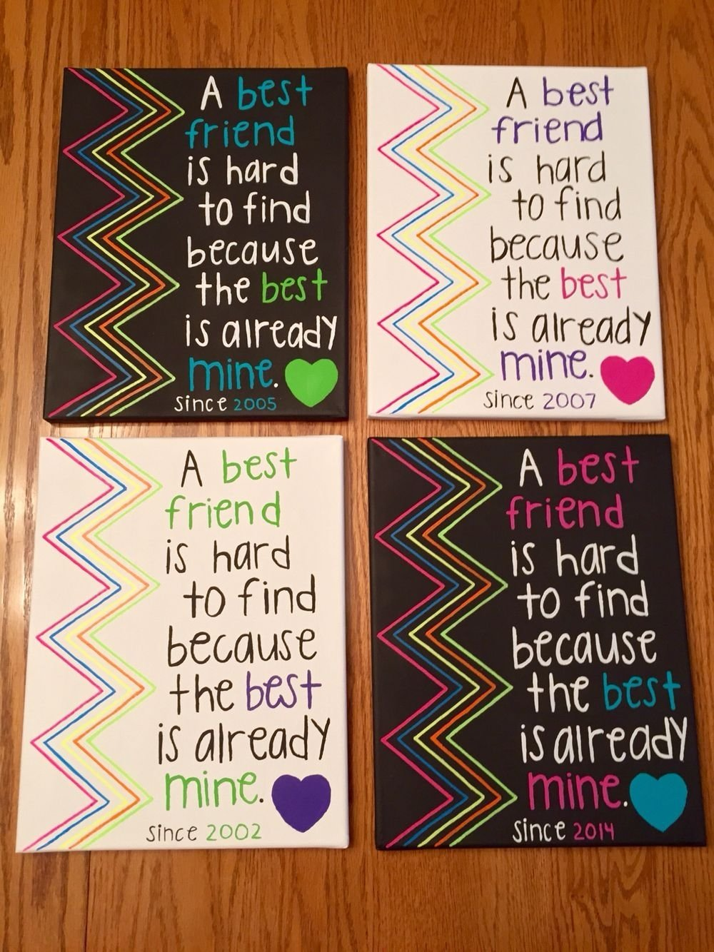 10 Nice Birthday Present Ideas For Best Friend presents for best friends diy pinterest gift bff and 4 2020