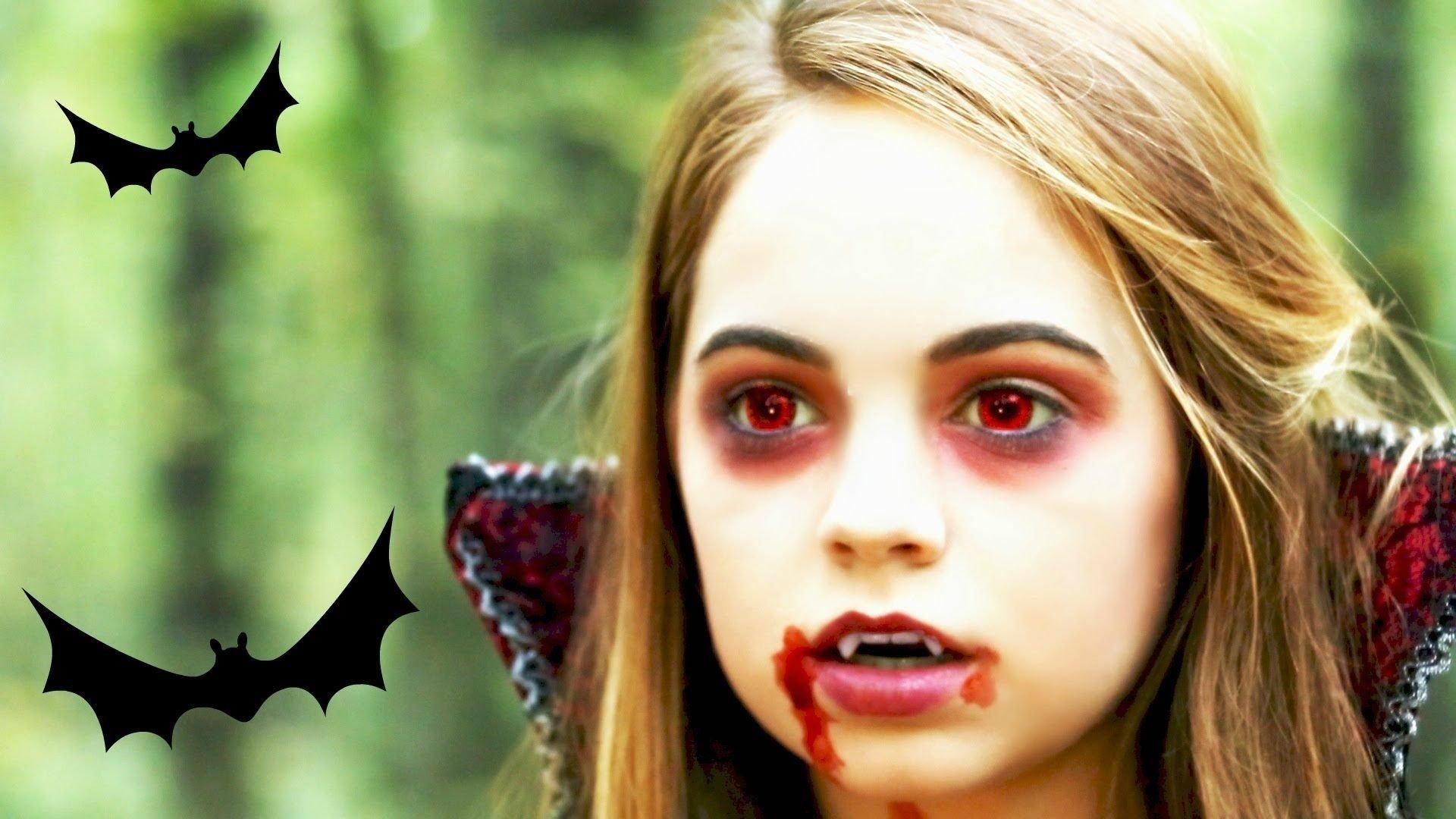 10 Cute Vampire Makeup Ideas For Kids pretty beautiful sexy scary vampire halloween makeup ideas 2020
